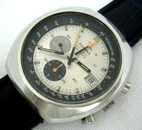 Alpina Vintage 1970s chronograph - 1