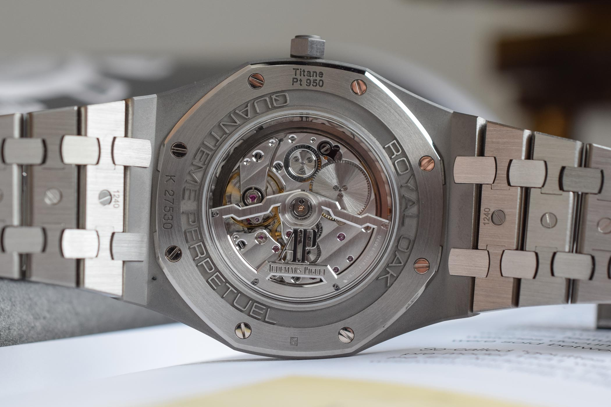 Audemars Piguet Royal Oak Selfwinding Perpetual Calendar Ultra-Thin 26586IP.OO.1240IP.01
