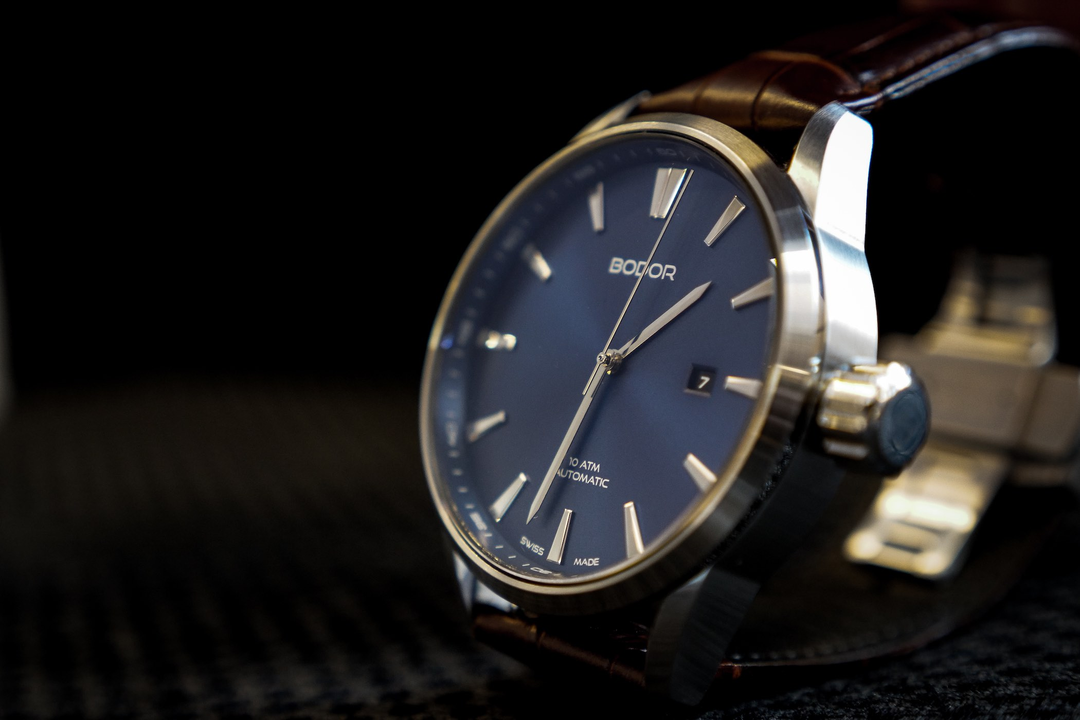 Bodor Watches Business Edition Kickstarter - Value Proposition