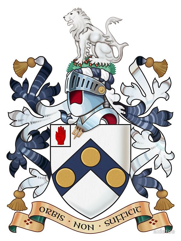 Bond family coat-of-arms