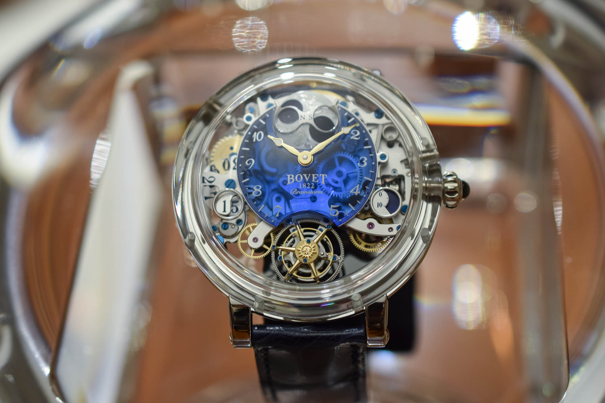 Bovet Recital 26 Brainstorm Chapter One