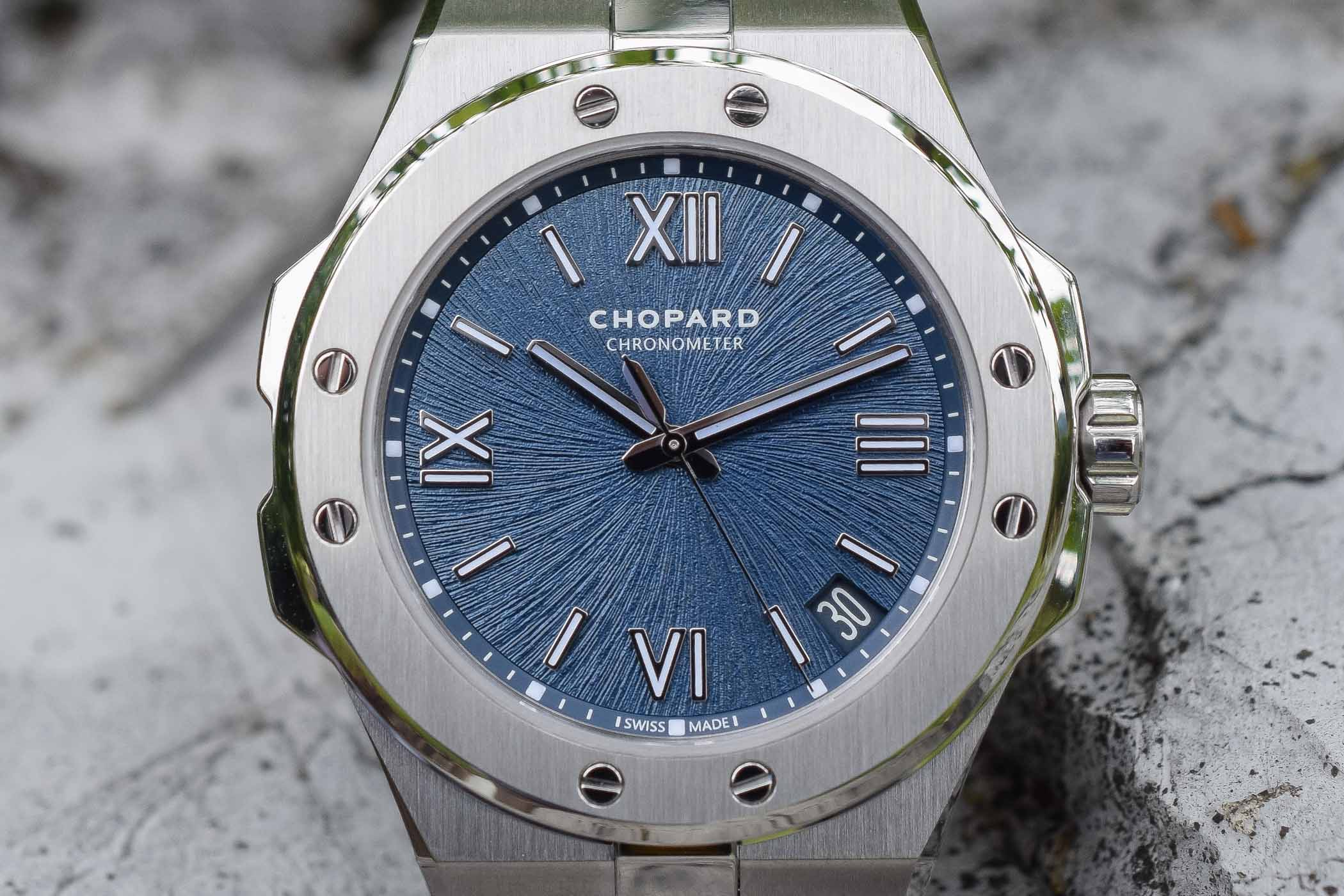 Chopard Alpine Eagle 41mm - Luxury Sports Watch Collection