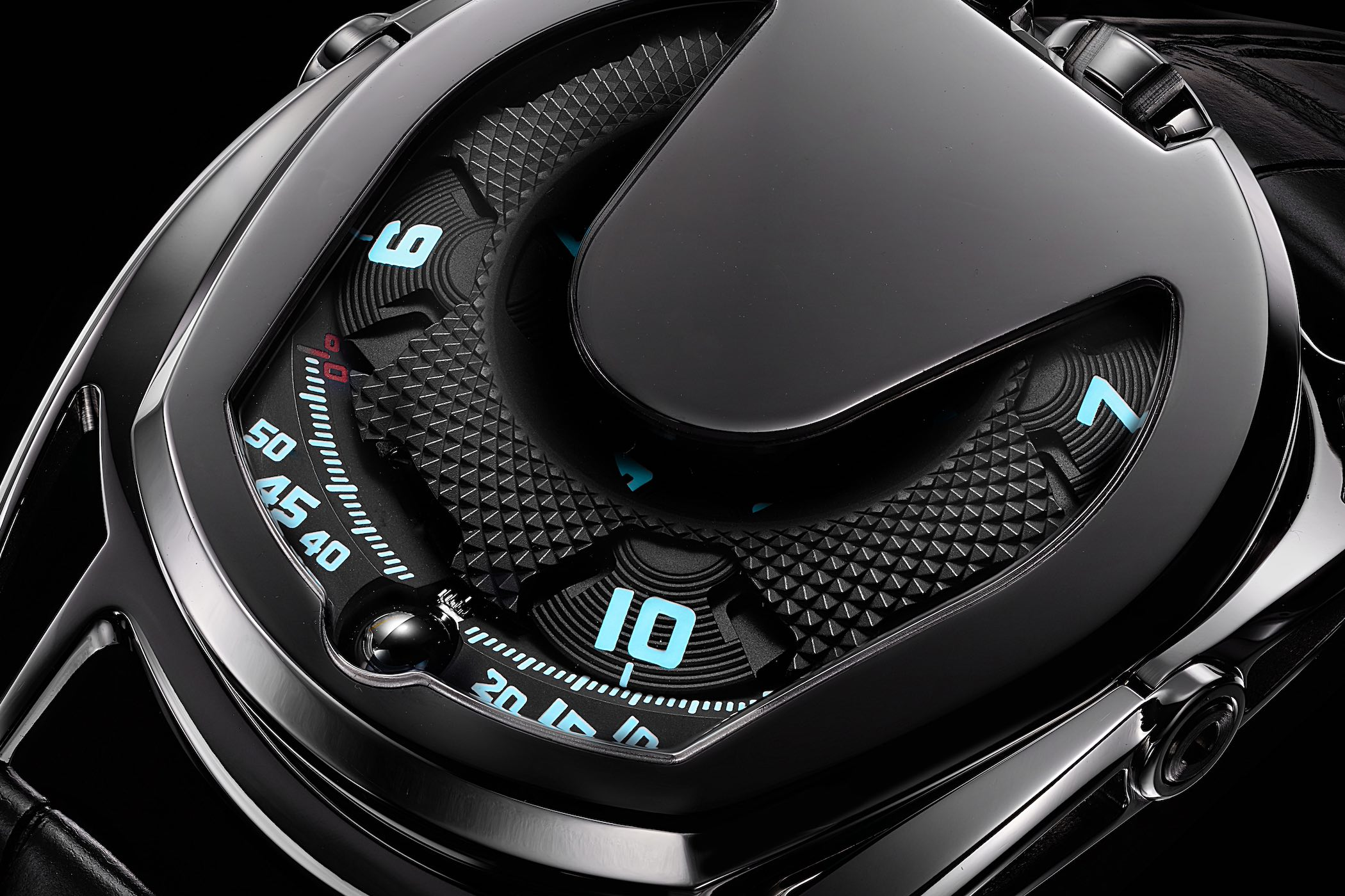 De Bethune x Urwerk Moon Satellite Only Watch 2019