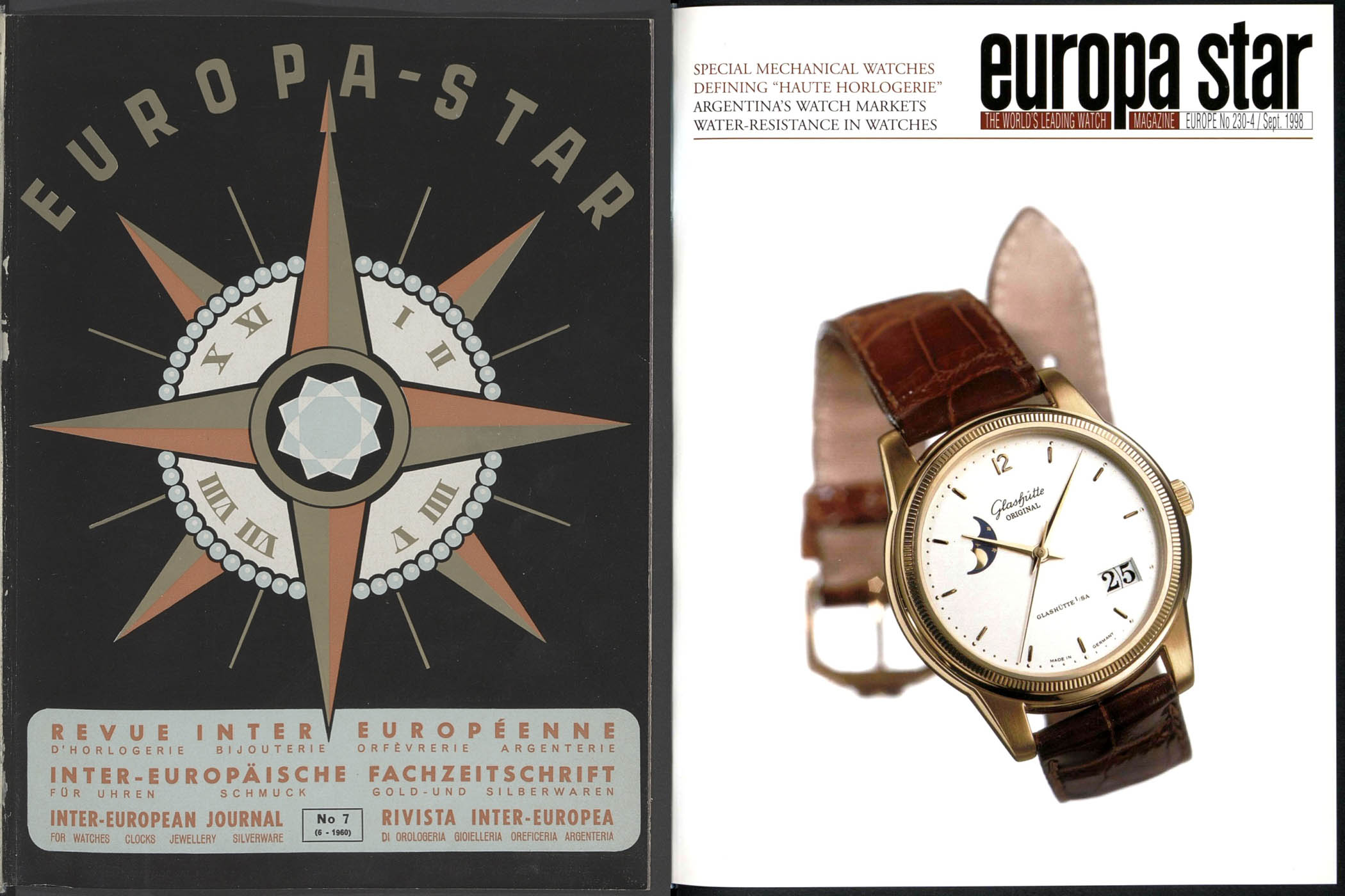 Europa Star Archives Online Library