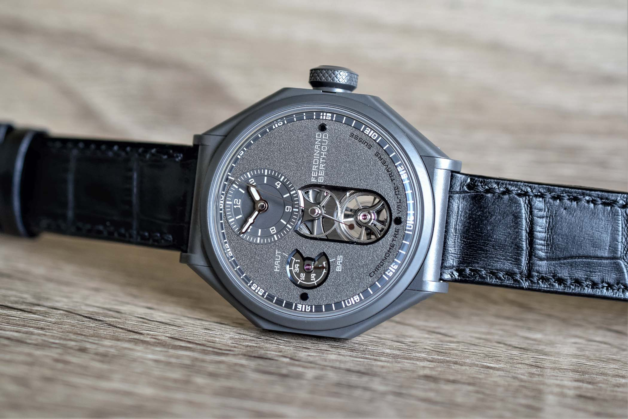 Ferdinand Berthoud Chronometre FB1 Night Star Only Watch 2019