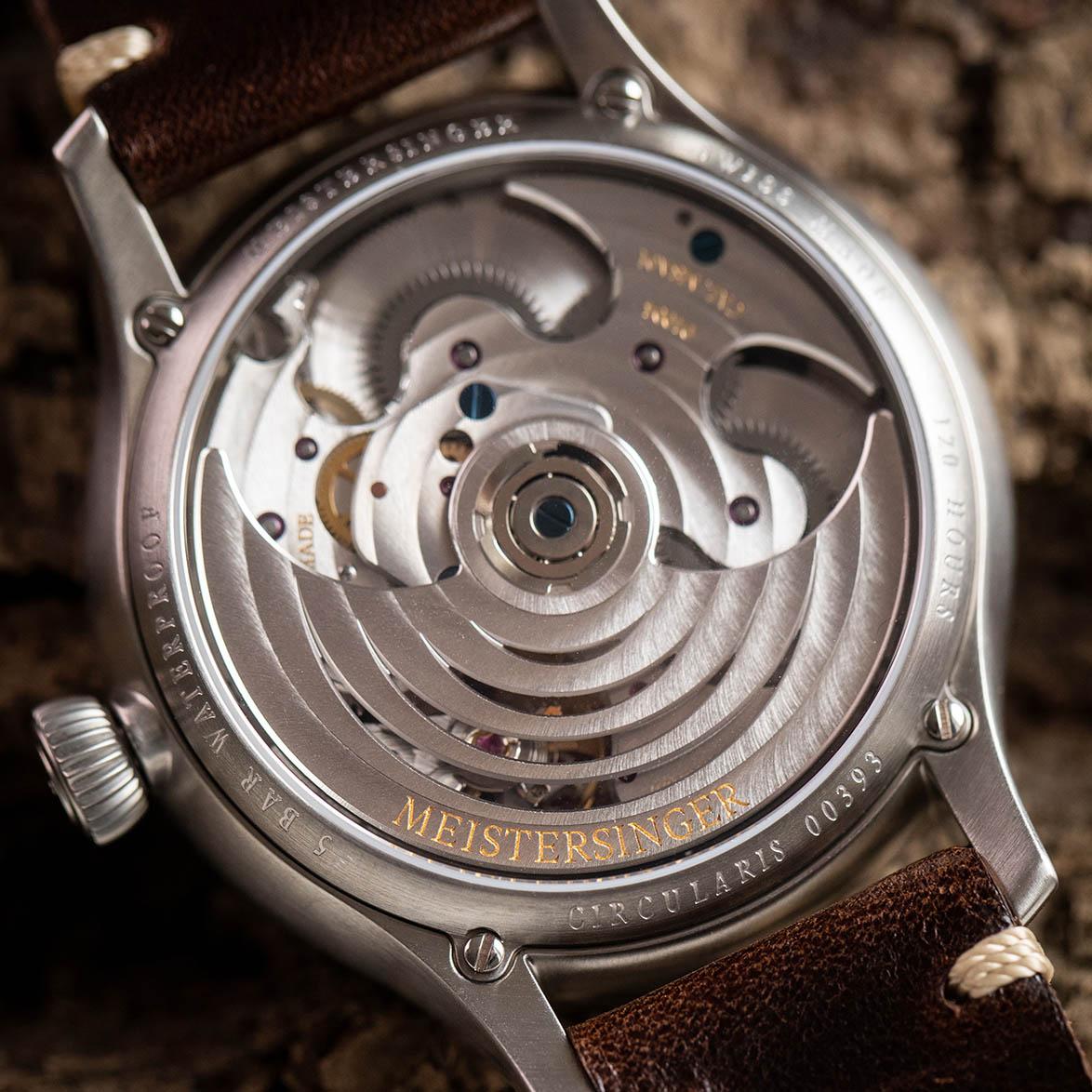 MeisterSinger Circularis Automatic Old Radium