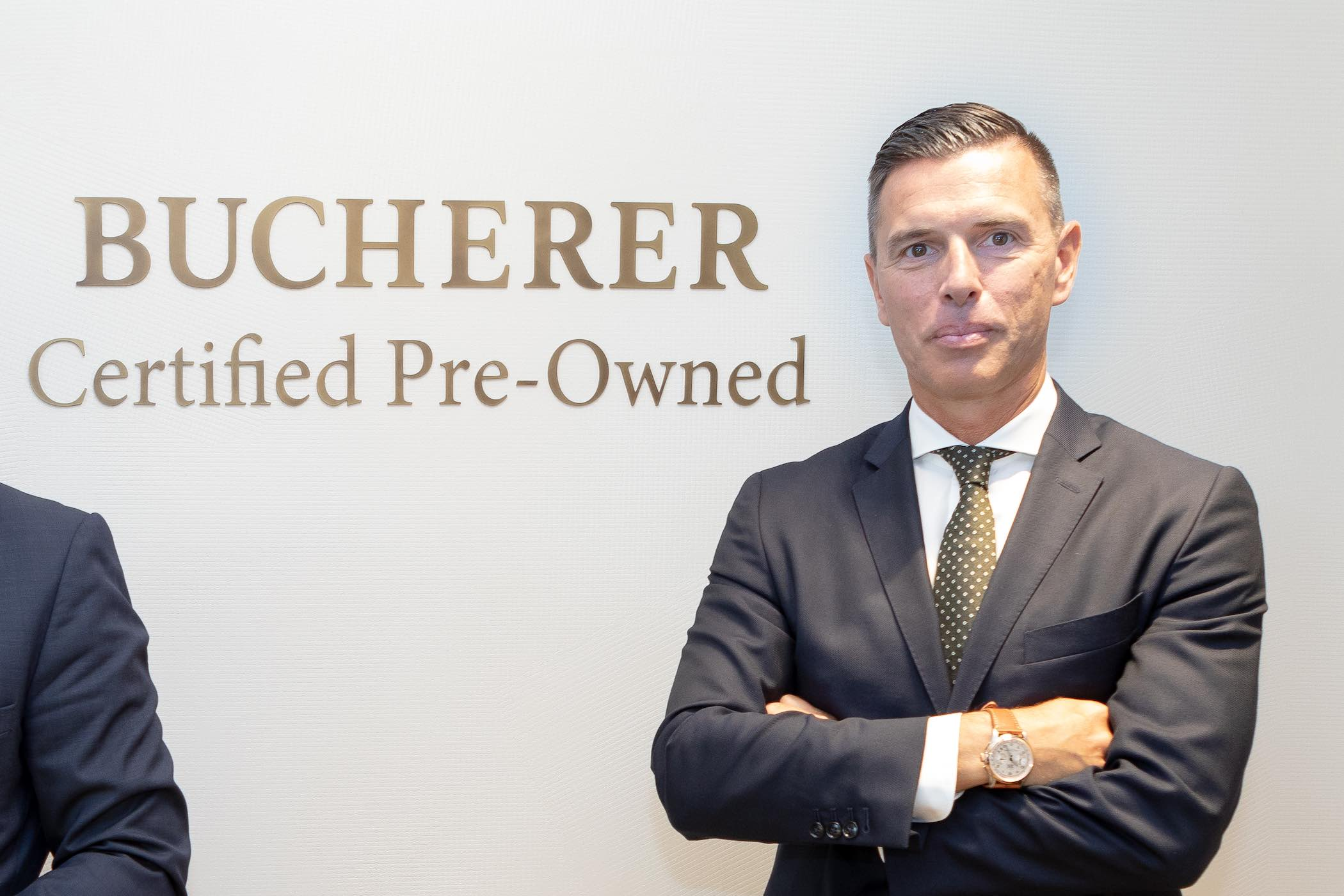 Patrick Graf CCO Bucherer - interview Certified Pre-Owned