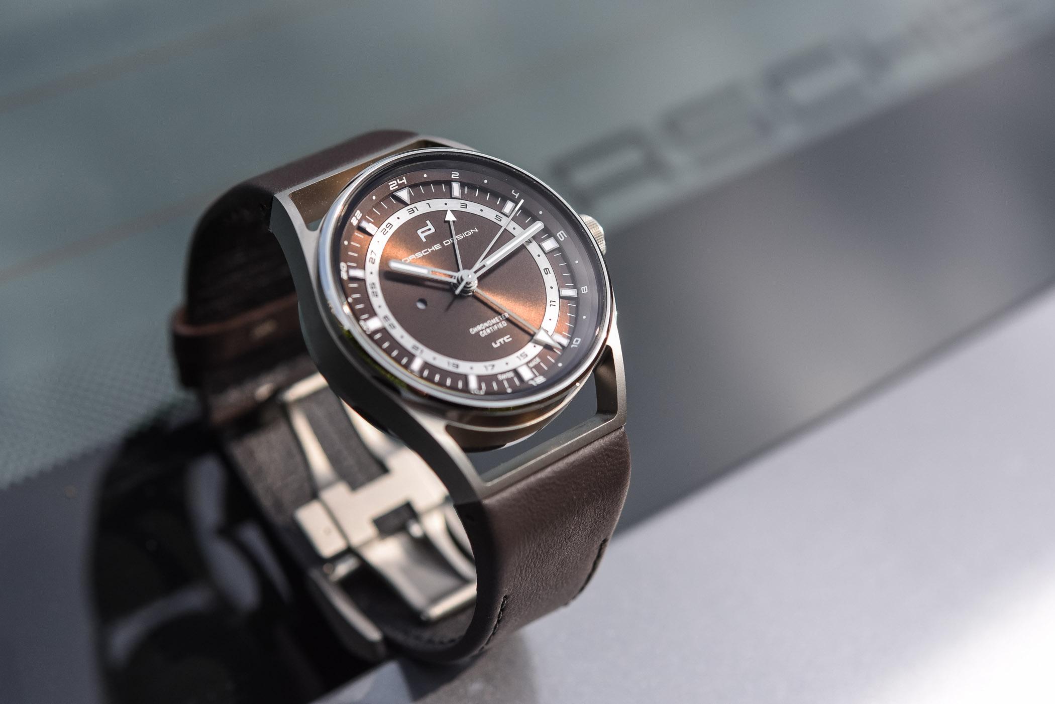 Porsche Design 1919 Globetimer UTC