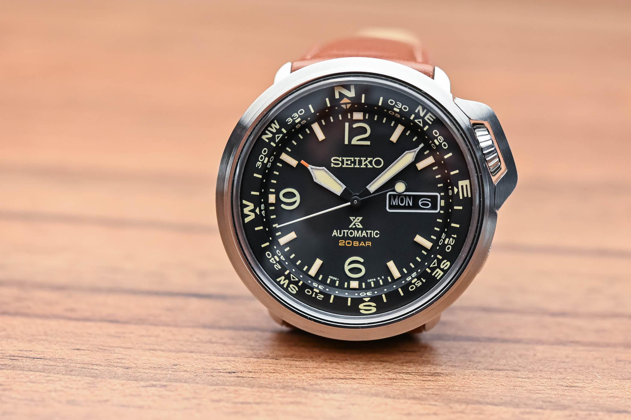 Seiko Prospex Automatic Field Compass SRPD31K1