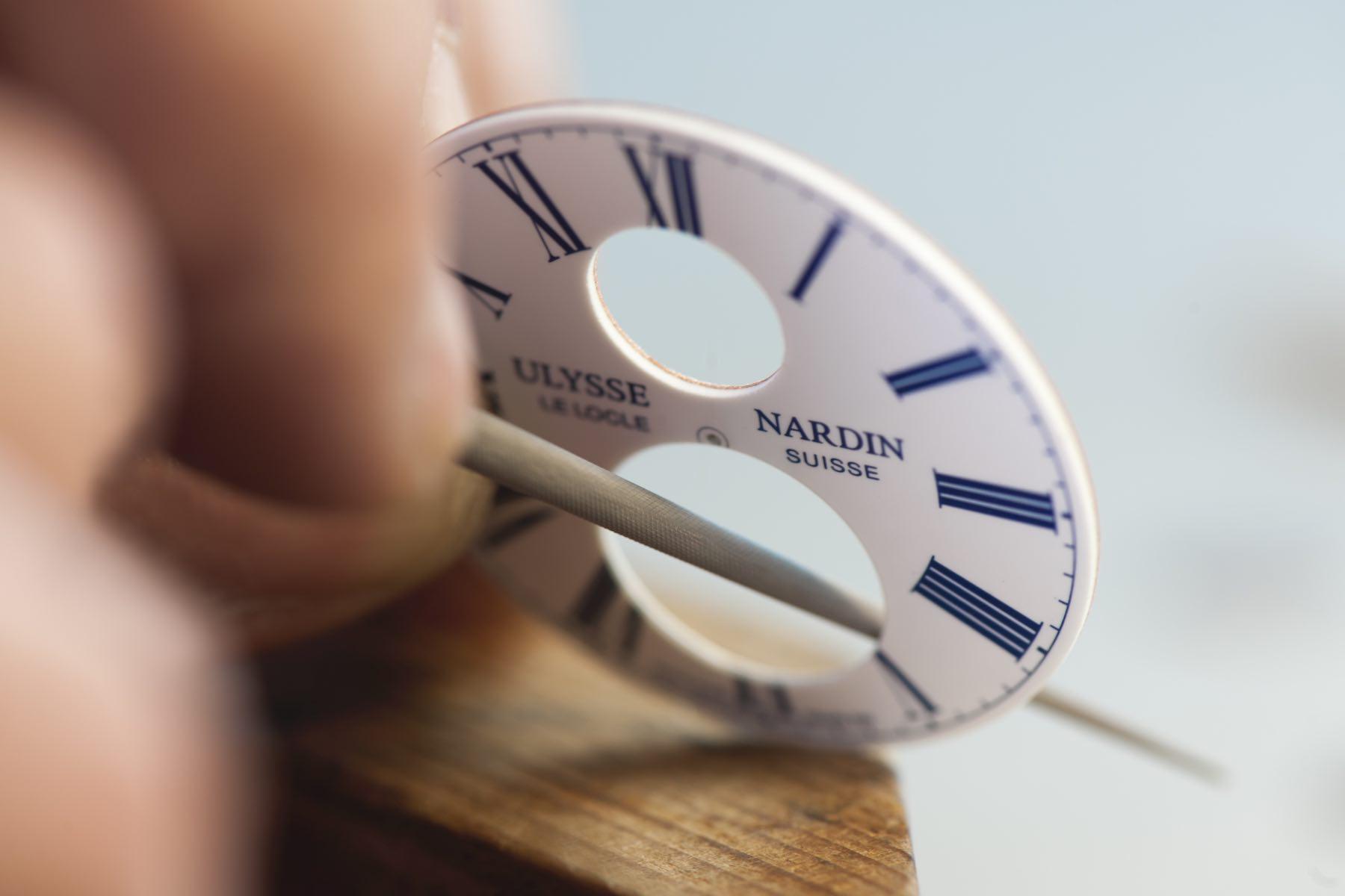 Ulysse Nardin Marine Torpilleur Monaco Yacht Show
