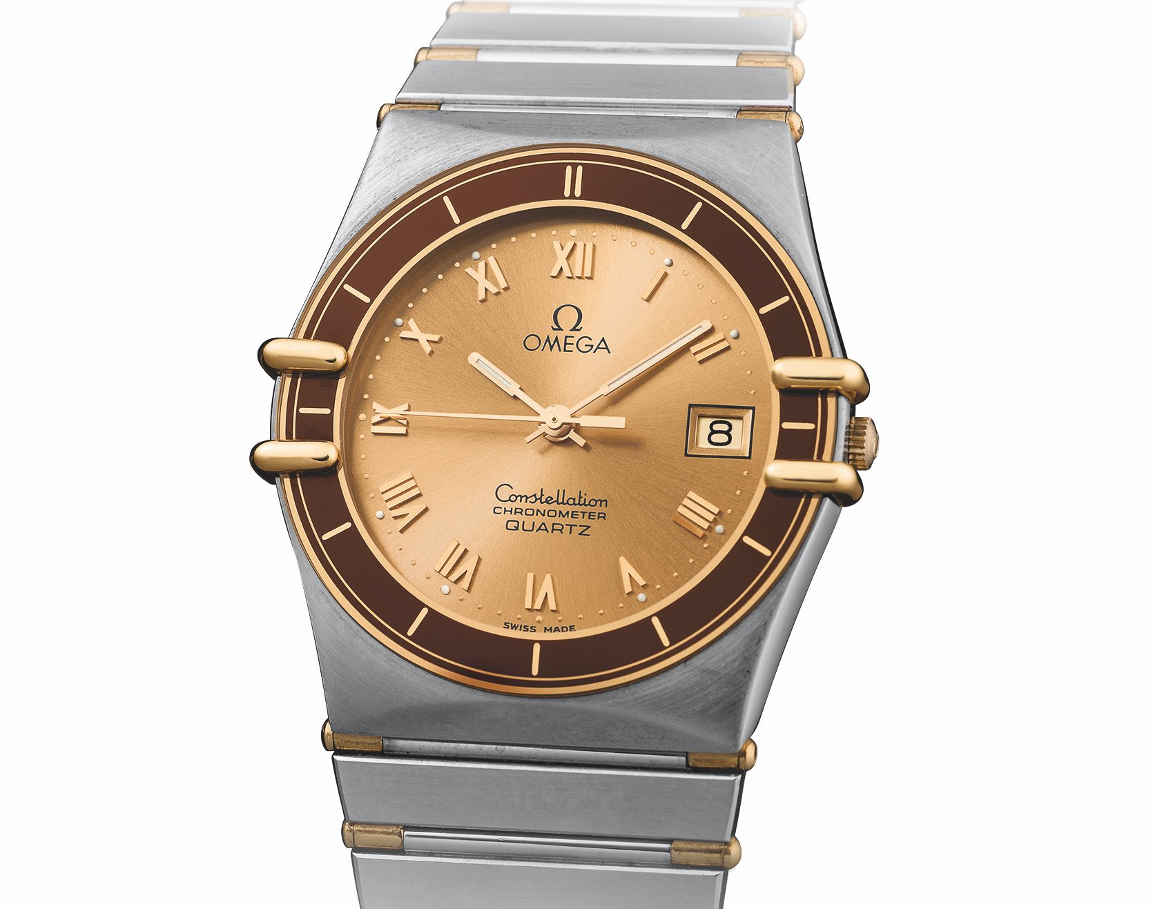 The 1982 Omega Constellation Manhattan