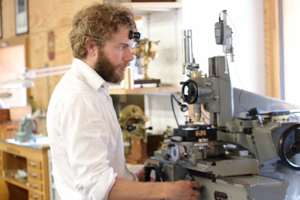 Cyril Brivet-Naudot Watchmaker