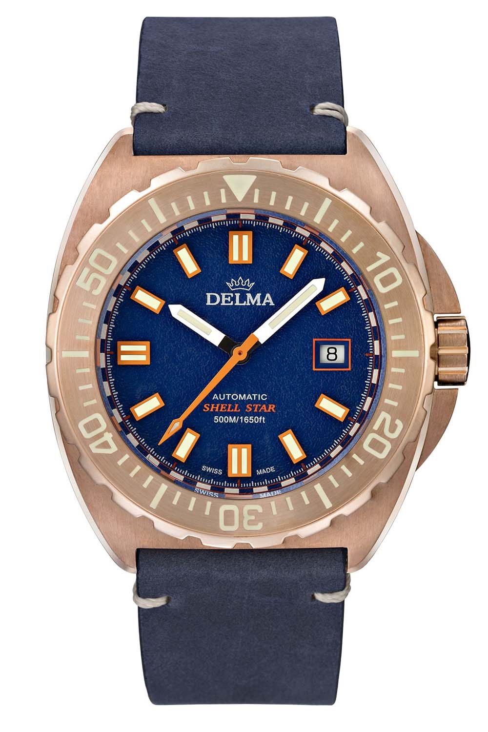 Delma Shell Star Bronze Limited Edition