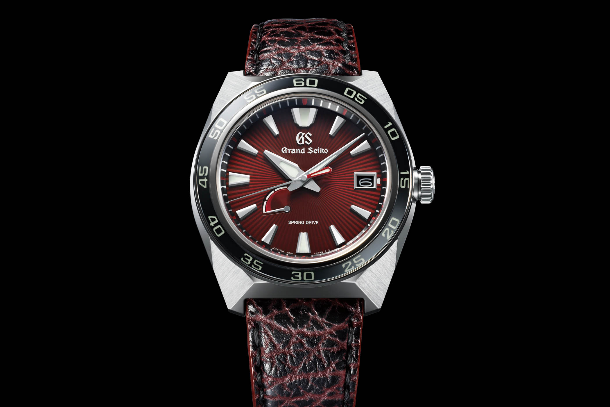 Grand Seiko Spring Drive SBGA405 Godzilla 65th Anniversary Limited Edition