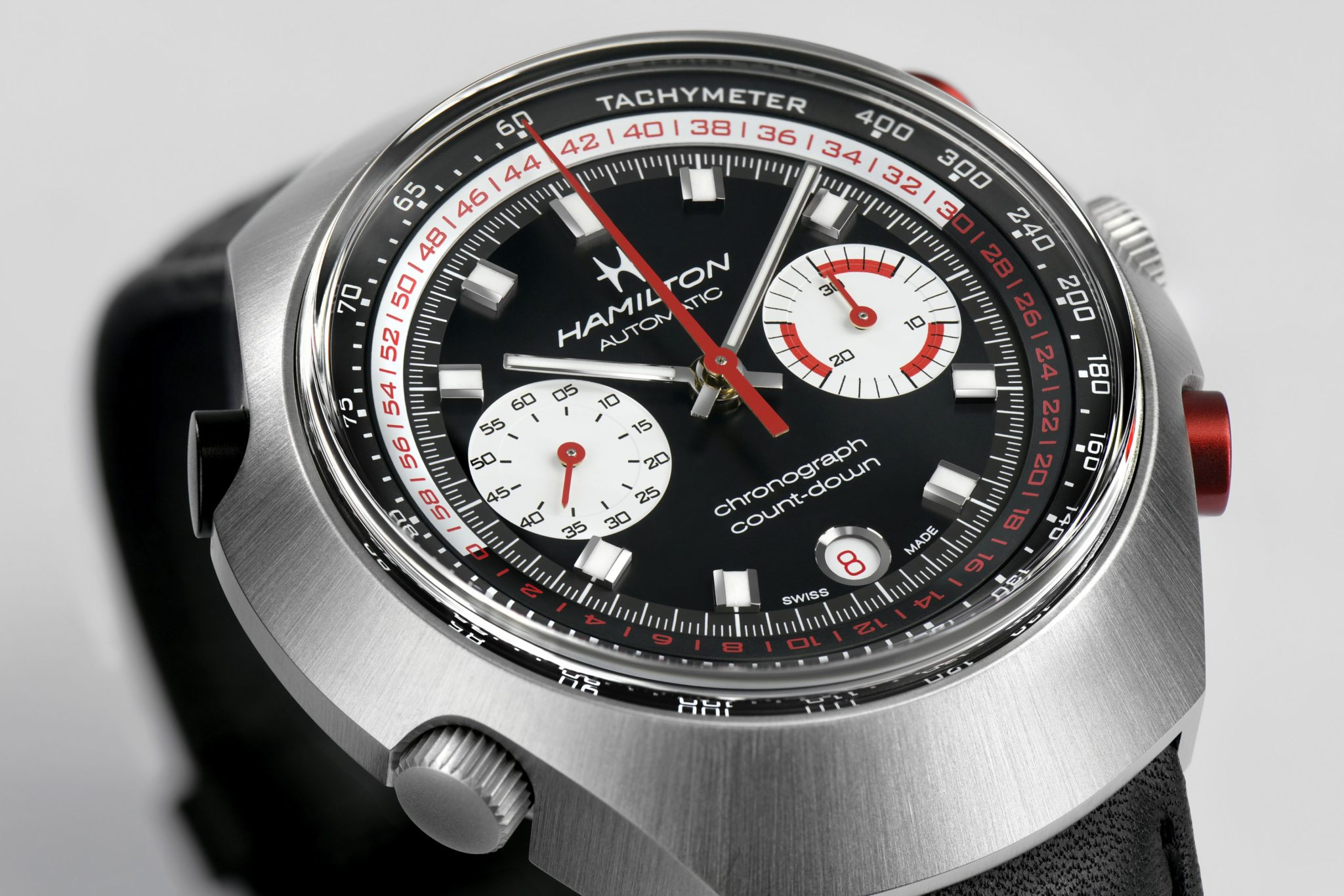 Hamilton Chrono-Matic 50 Auto Chrono H51616731 - 7