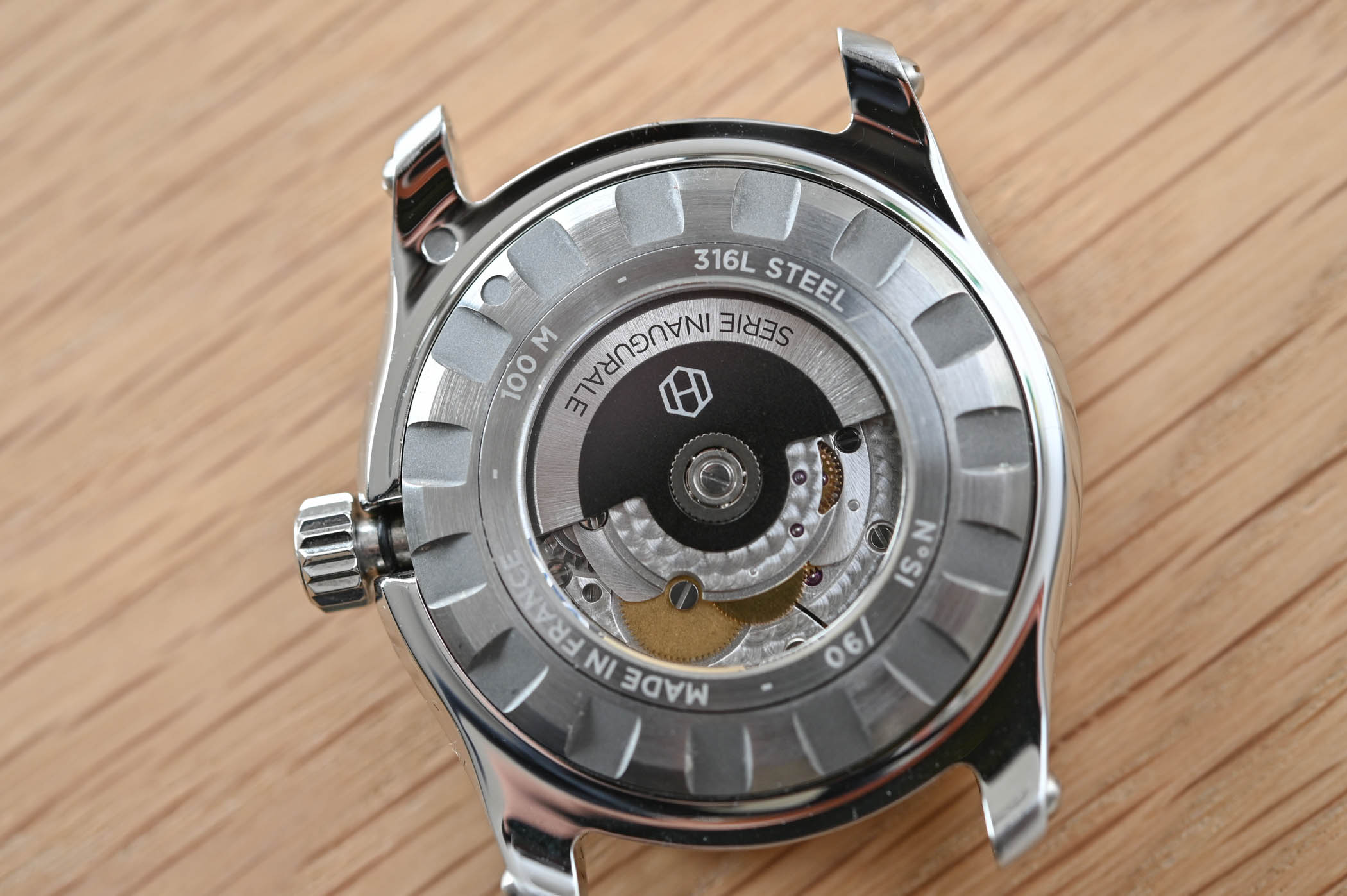 Hegid Watches - Evolutive Customizable watches