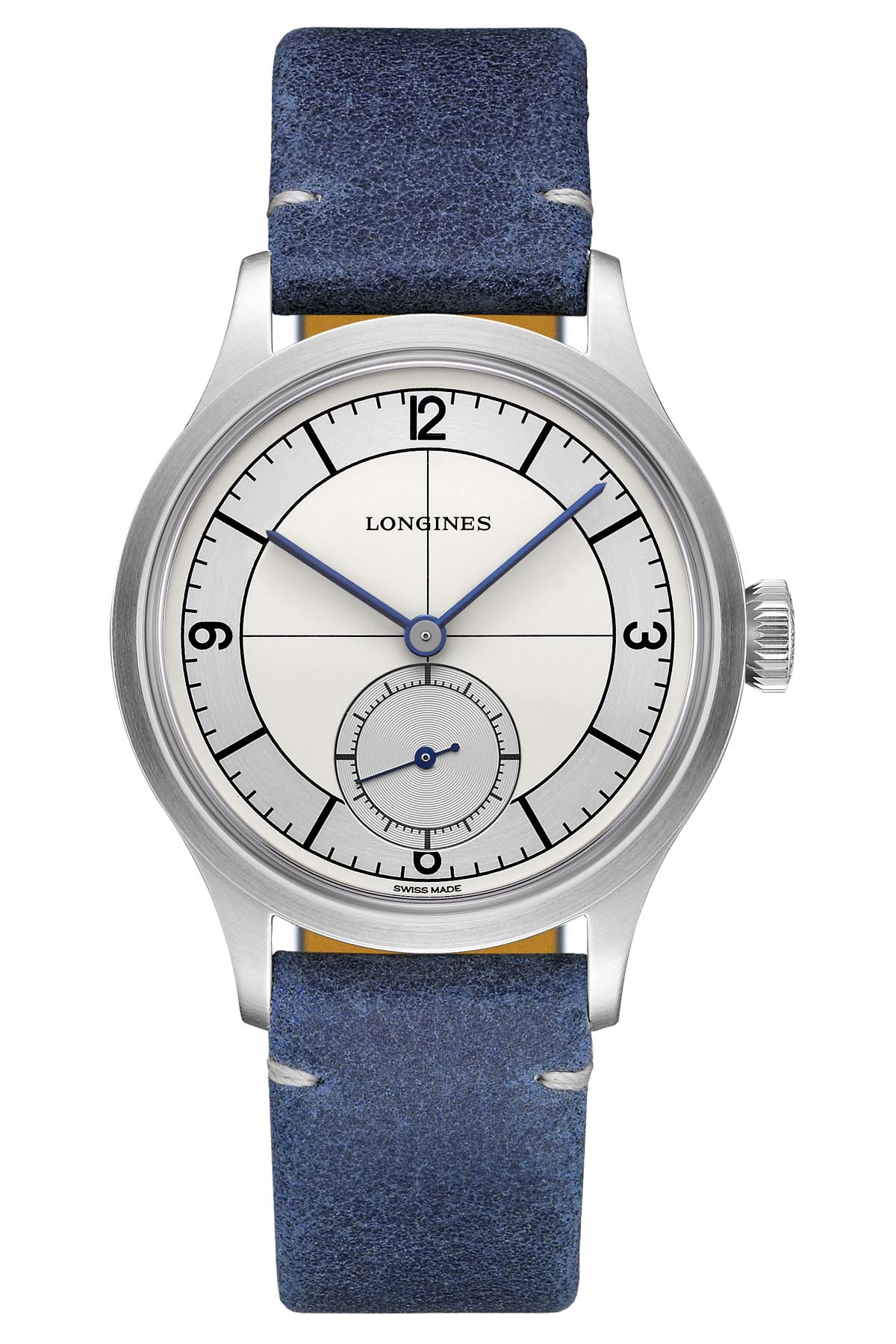 Longines Heritage Classic Sector Dial L2.828.4.73.2