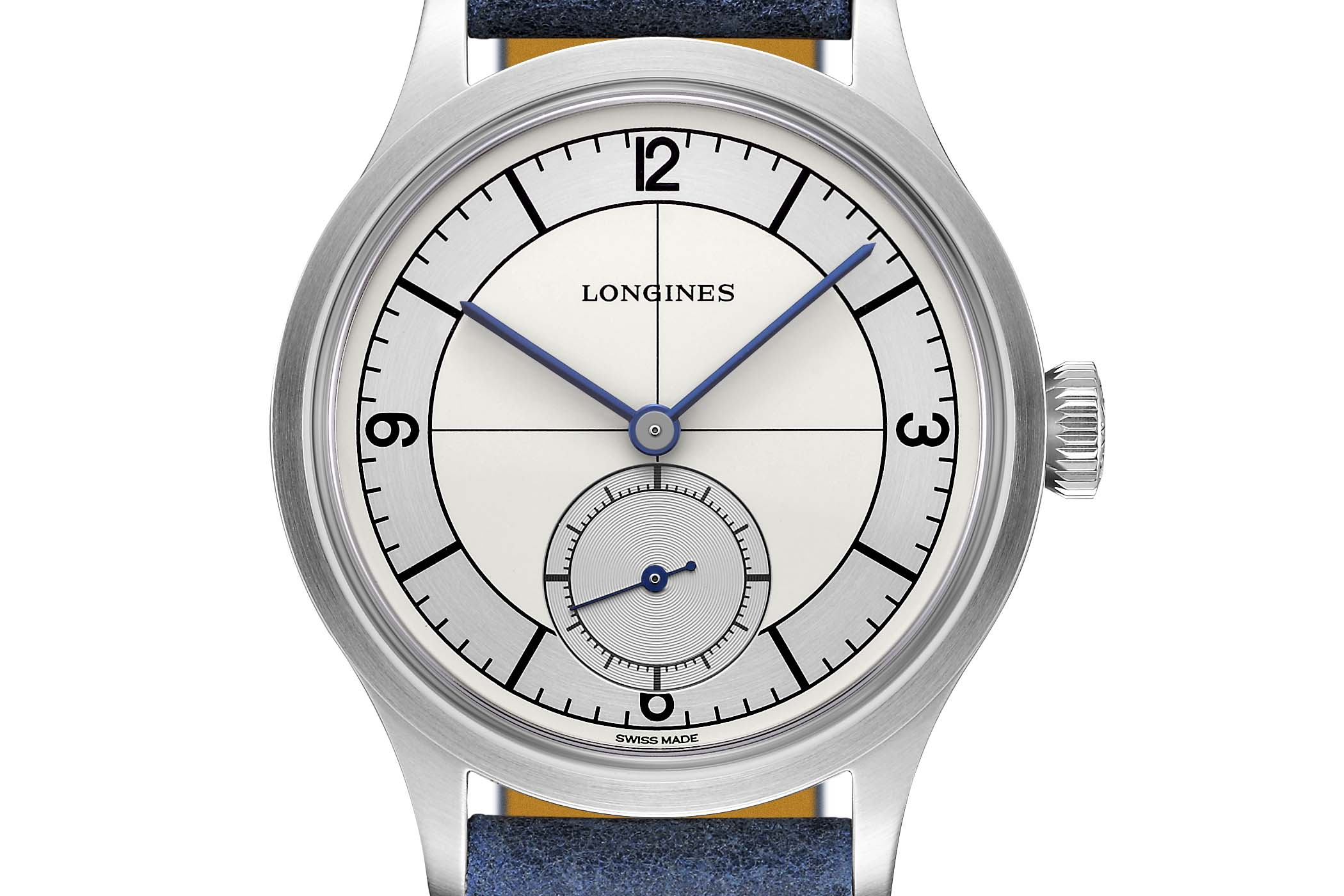 Longines Heritage Classic Sector Dial L2.828.4.73.0