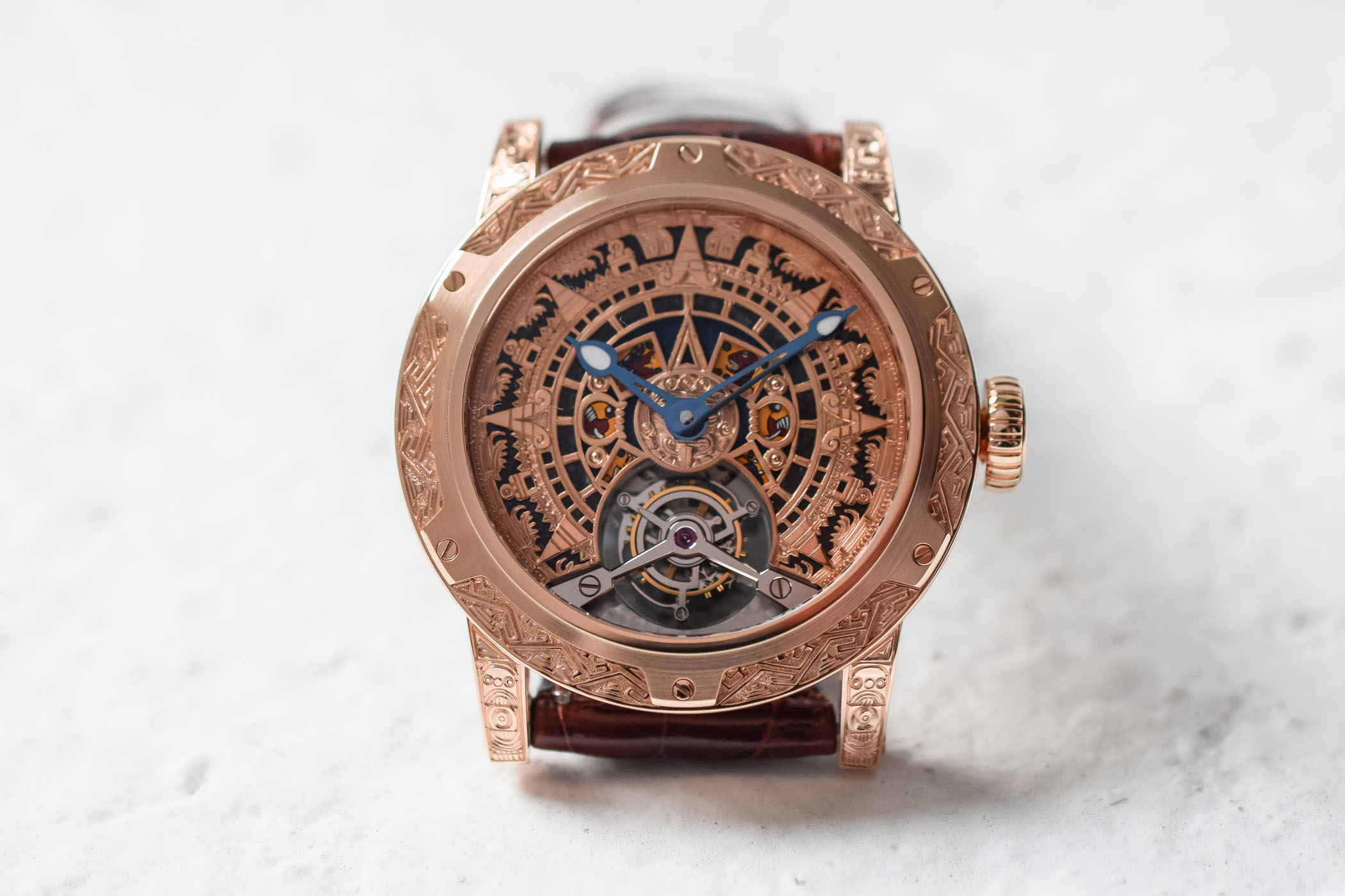 Louis Moinet Only Mexico - SIAR 2019