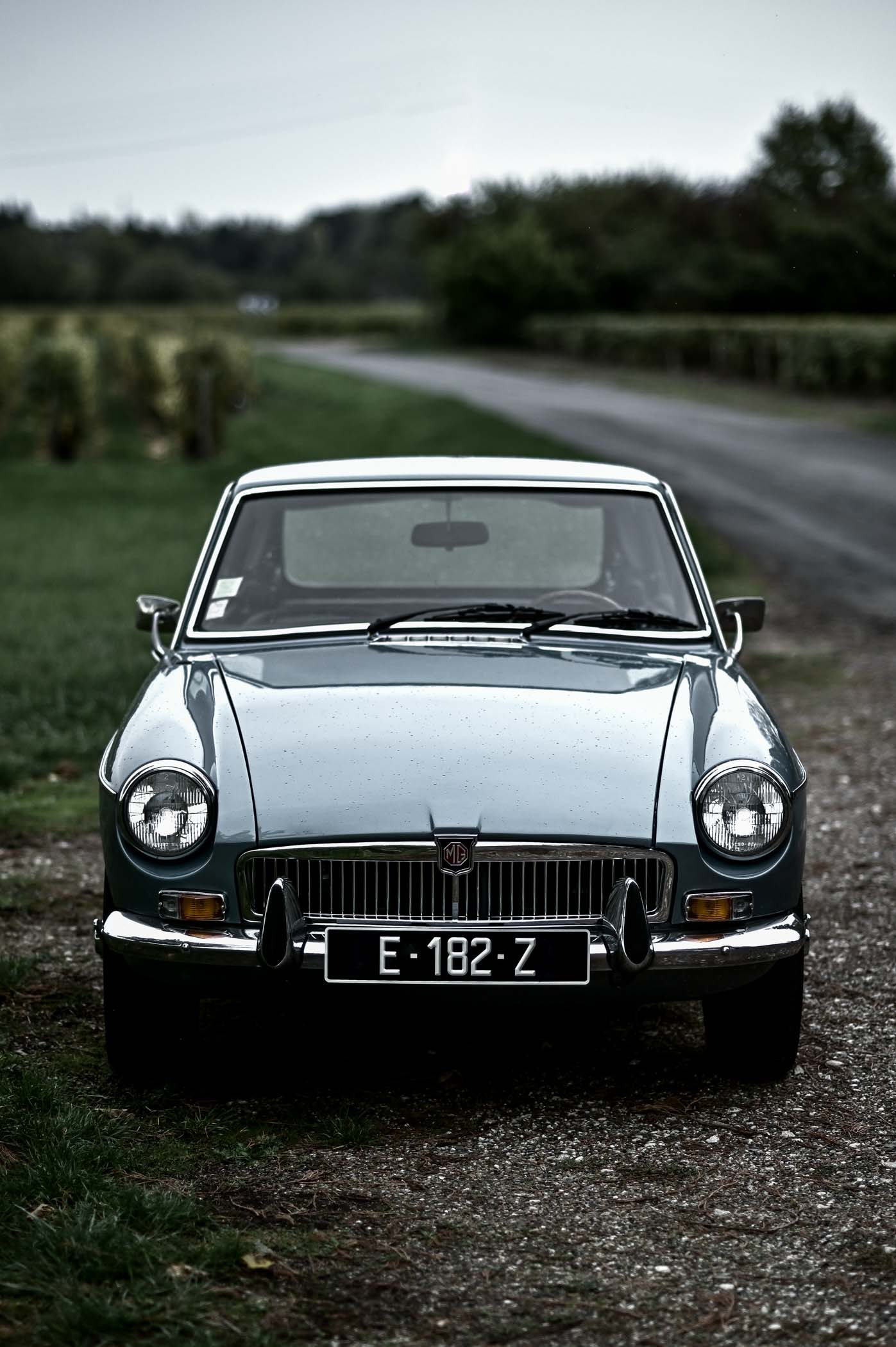 MGB GT personal story - the petrolhead corner - 10