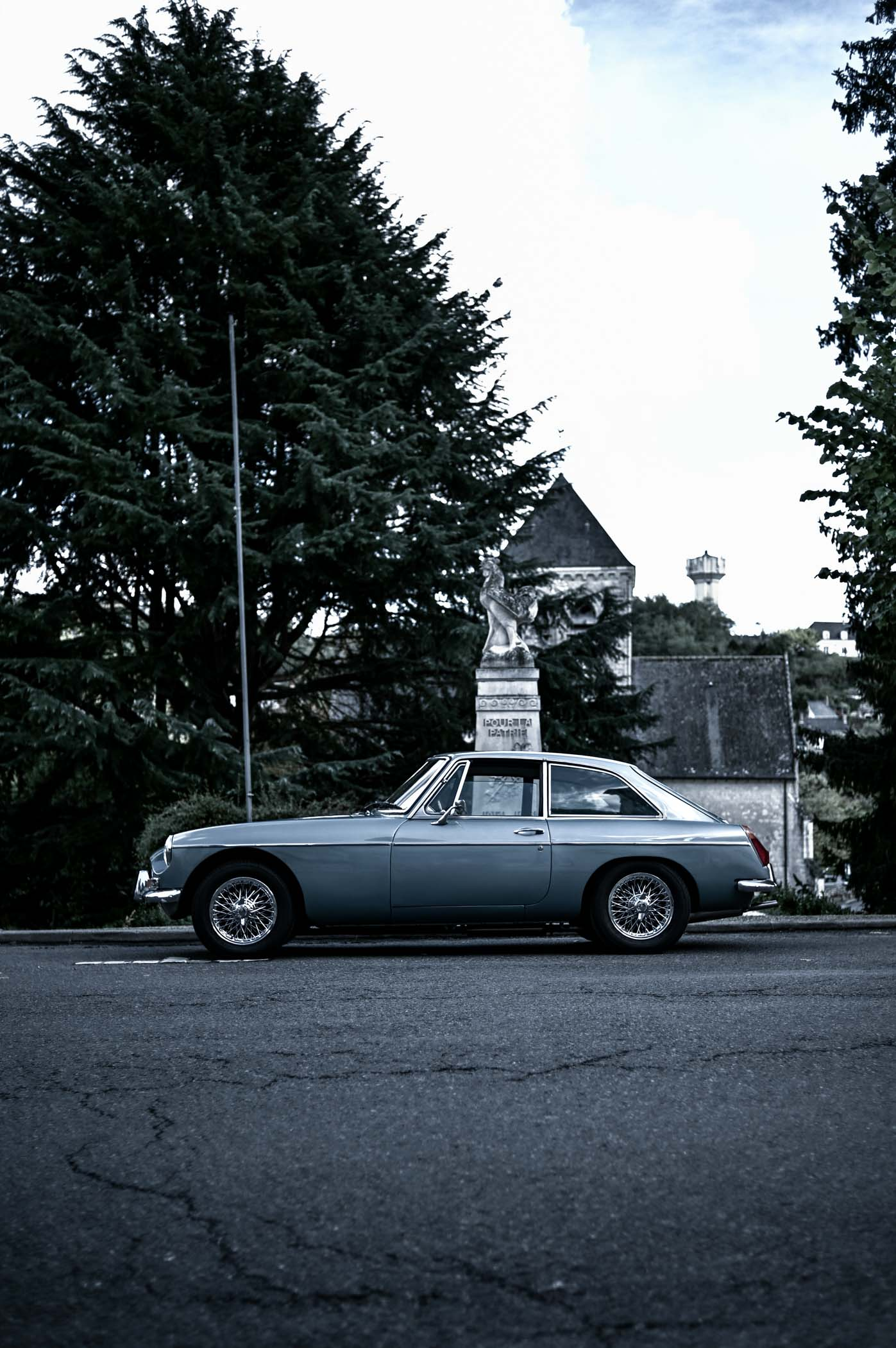 MGB GT personal story - the petrolhead corner - 17