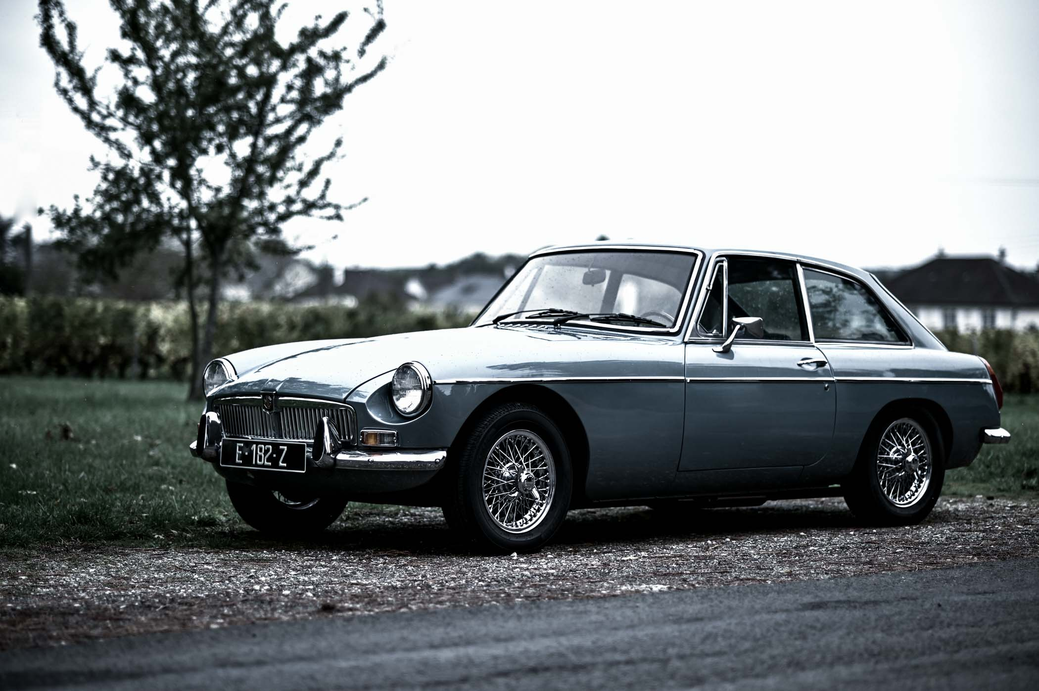 MGB GT personal story - the petrolhead corner - 6