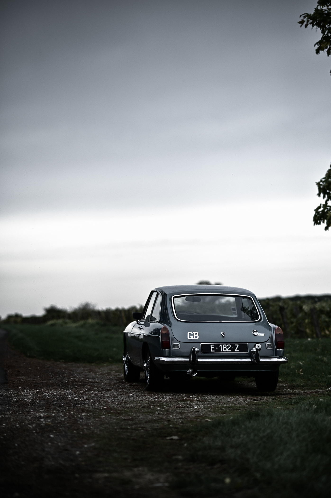 MGB GT personal story - the petrolhead corner - 9