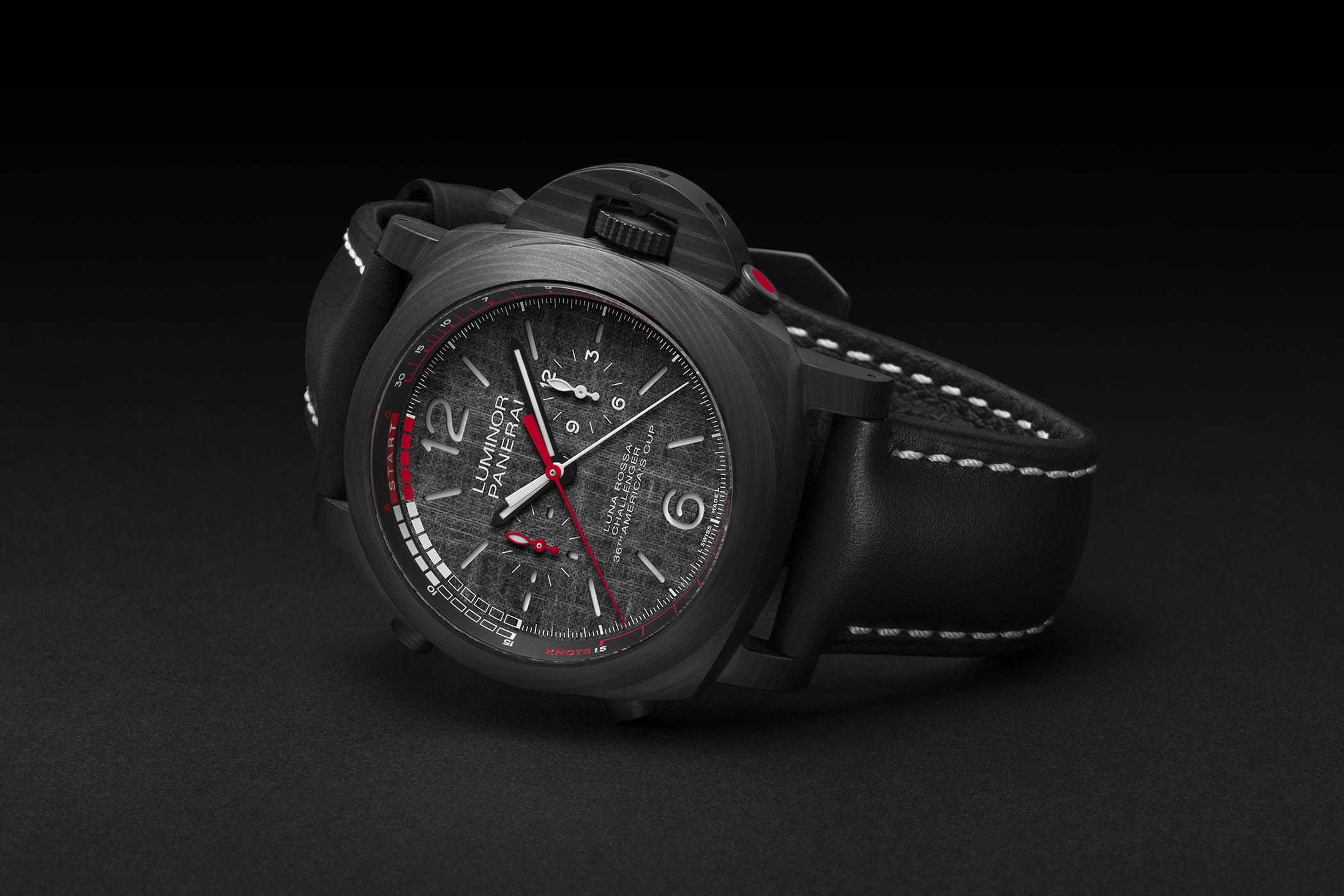 Panerai Luna Rossa Luminor Collection PAM01036 PAM01037 PAM01038