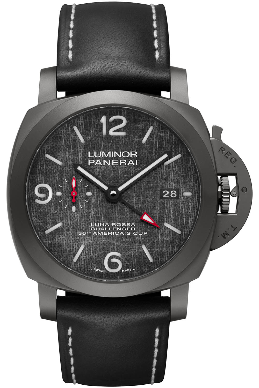 Panerai Luna Rossa Luminor GMT 44mm PAM01036