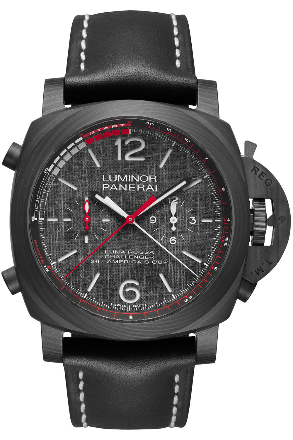 Panerai Luna Rossa Luminor Regatta 47mm PAM01038