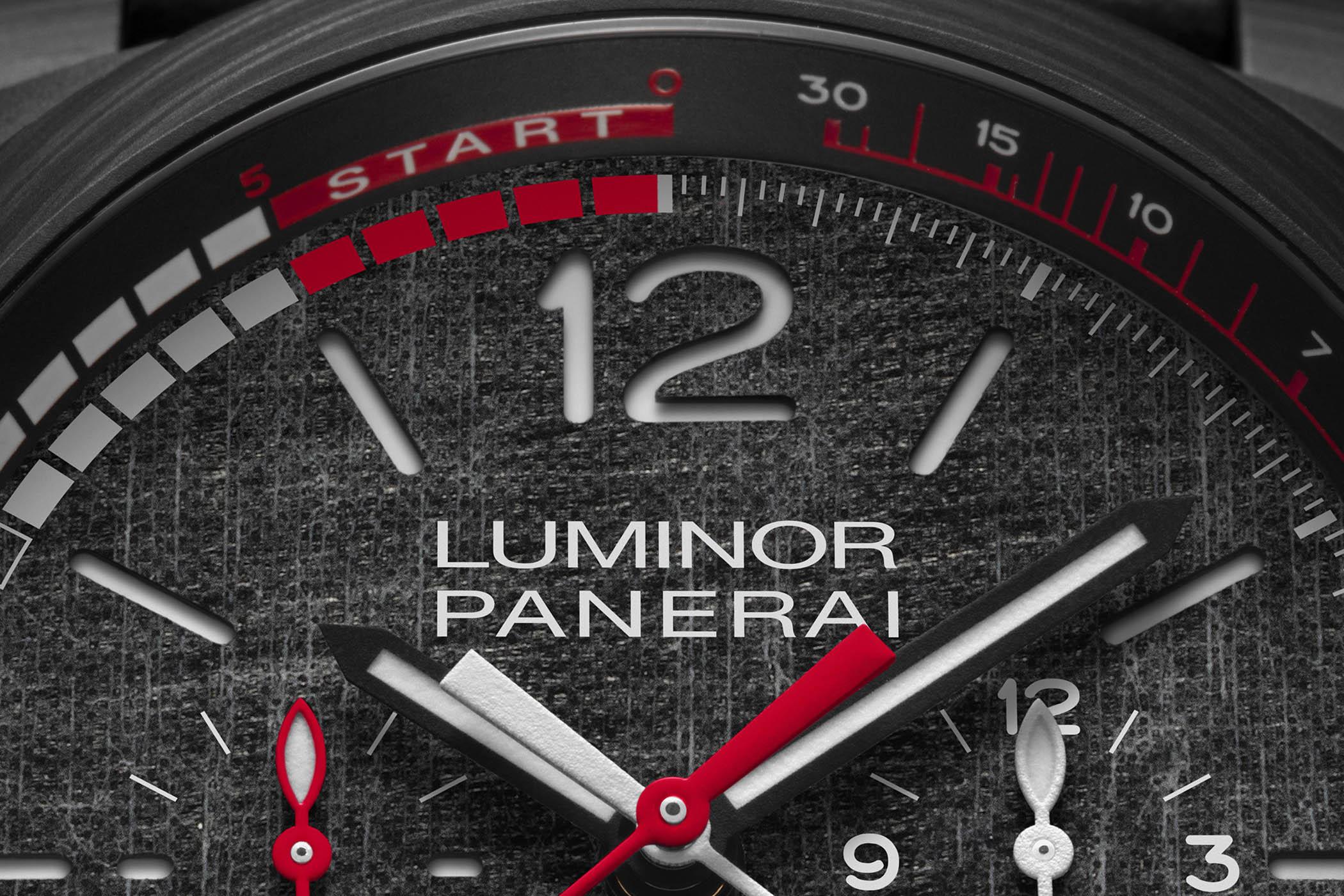 Panerai Luna Rossa Luminor Regatta 47mm PAM01038