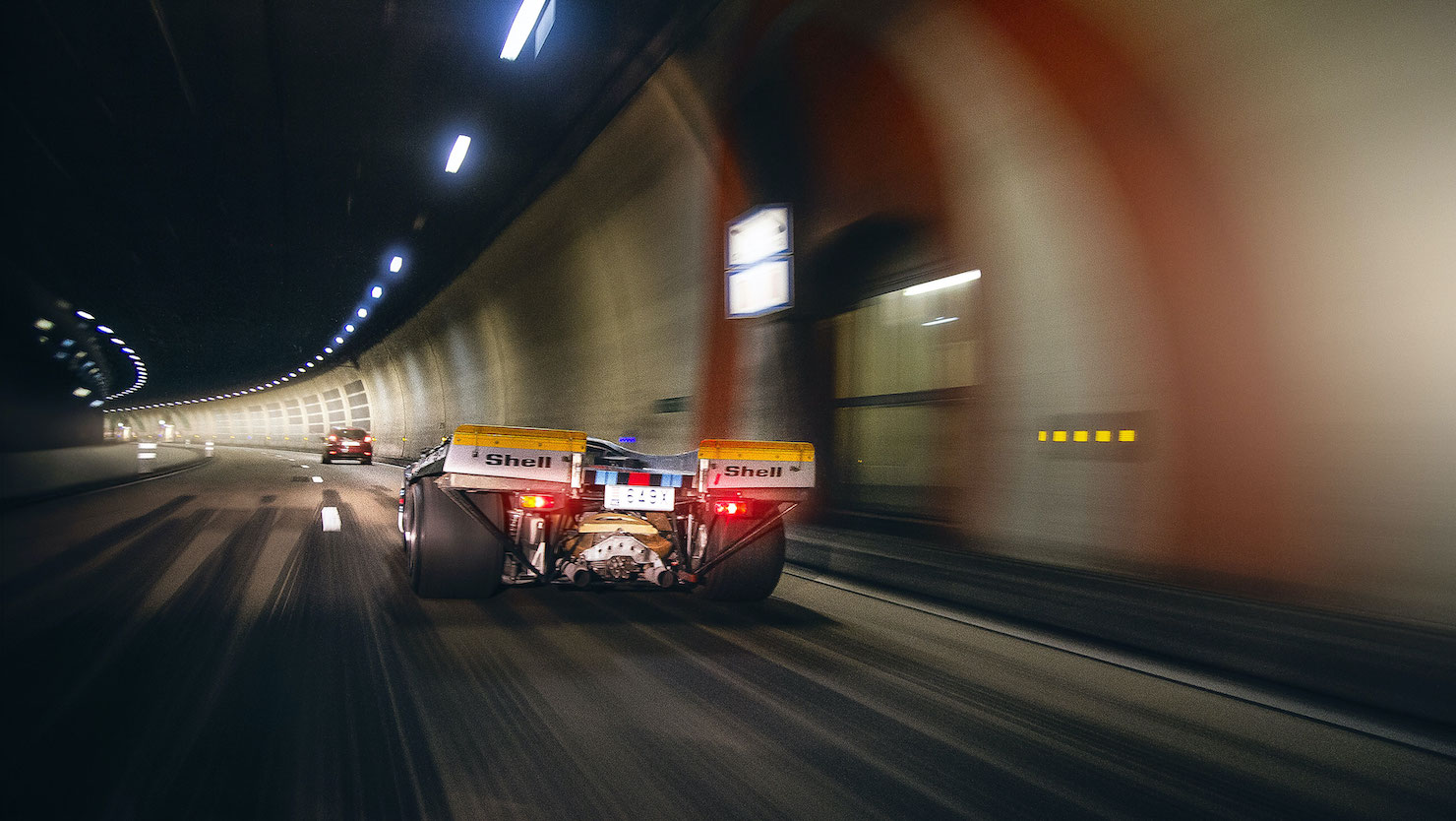 Porsche 917 K road legal monaco - 2