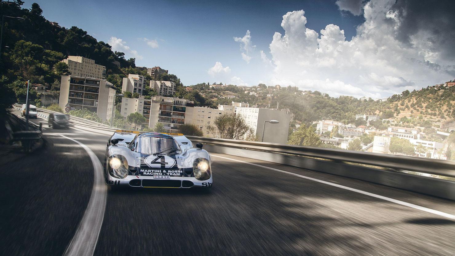 Porsche 917 K road legal monaco - 3