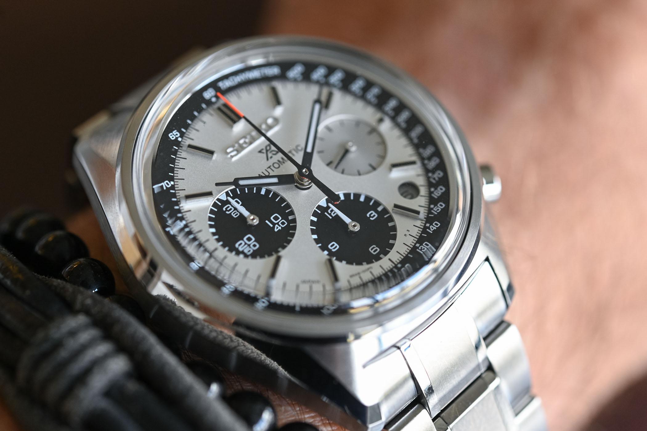 Seiko Prospex Automatic Chronograph 50th Anniversary Limited Edition SRQ029