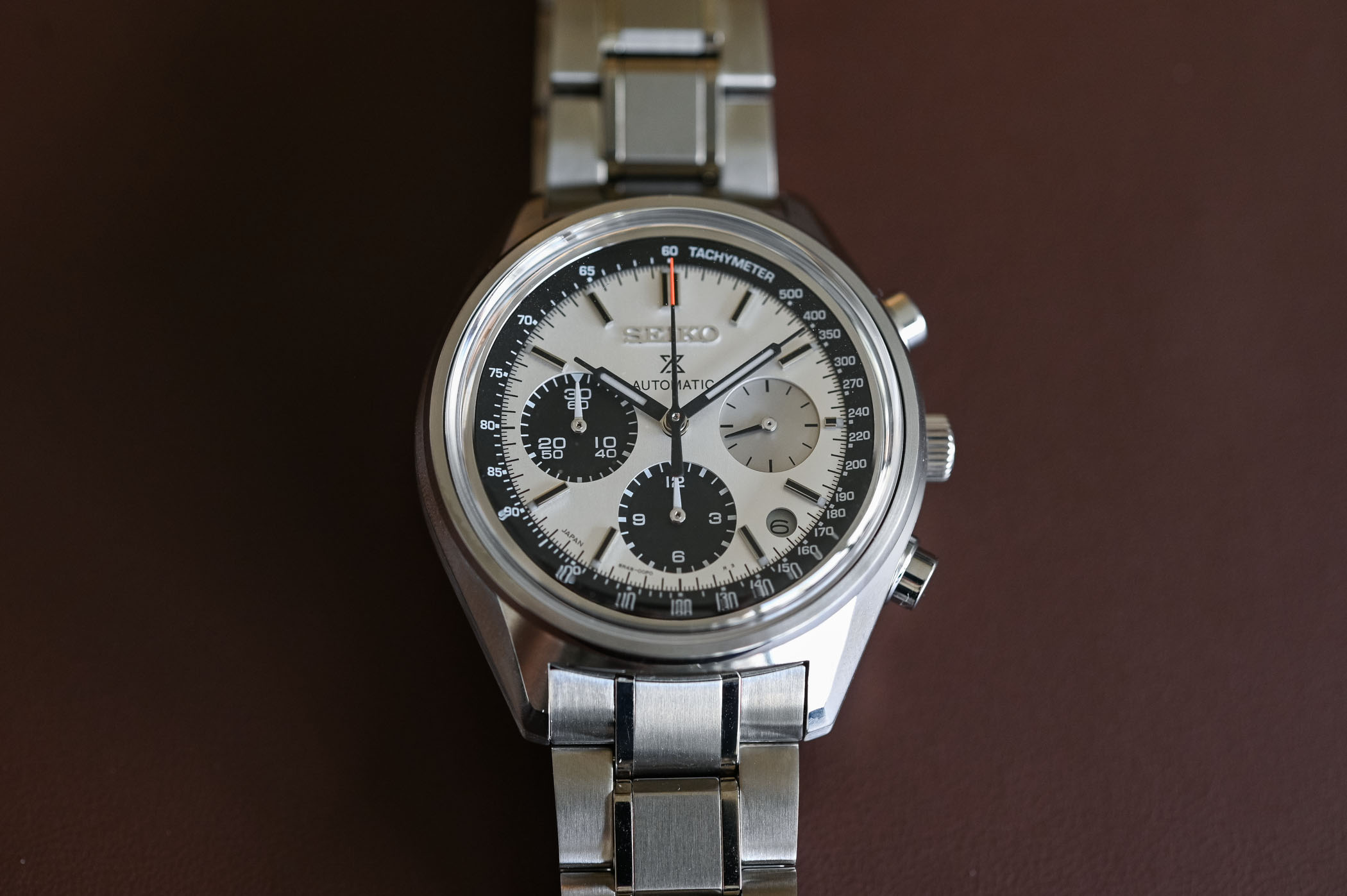 Seiko Prospex Automatic Chronograph 50th Anniversary Limited Edition SRQ029
