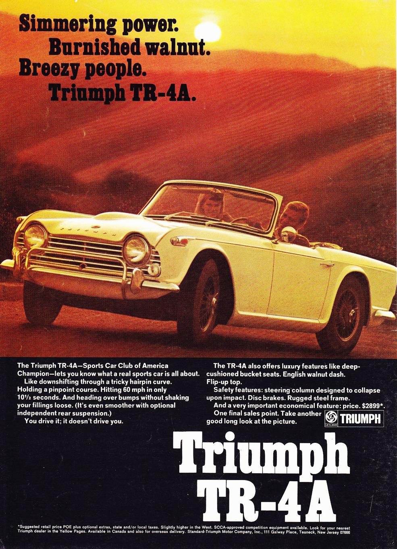 TRIUMPH-TR4A