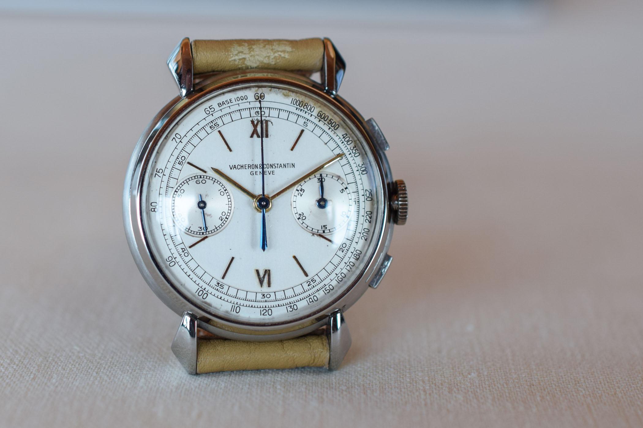 Vacheron Constantin Chronograph reference 4178