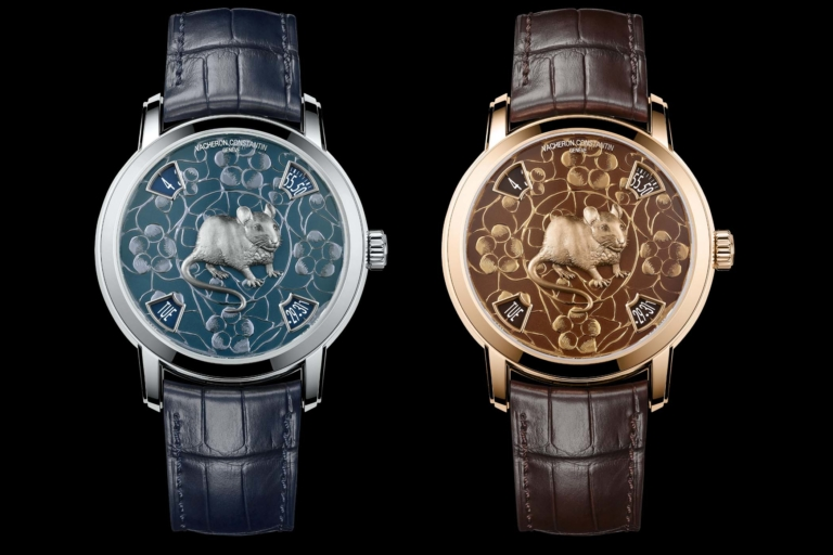 Vacheron Constantin M 233 Tiers D Art The Legend Of The Chinese Zodiac Year Of The Rat Introducing