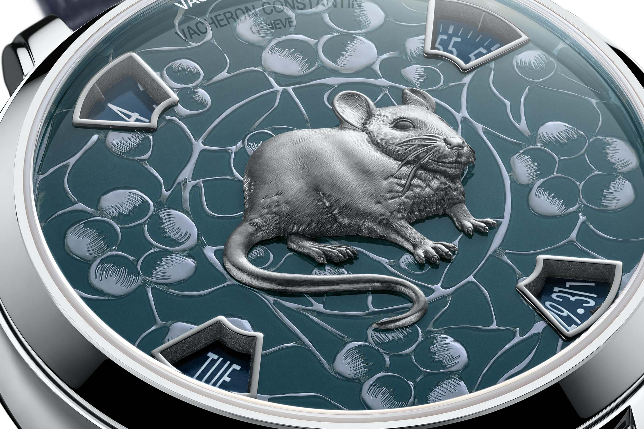 Vacheron Constantin Metiers d'Art The Legend of the Chinese Zodiac – Year of the Rat