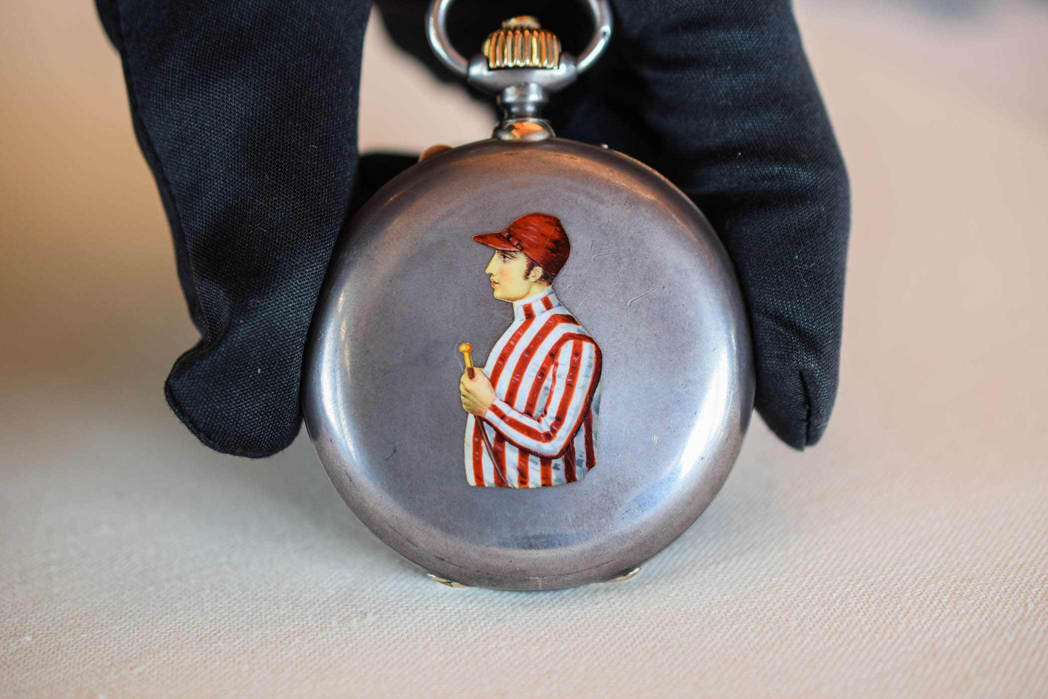 Vacheron Constantin first Split Second chronograph 1889 - 1