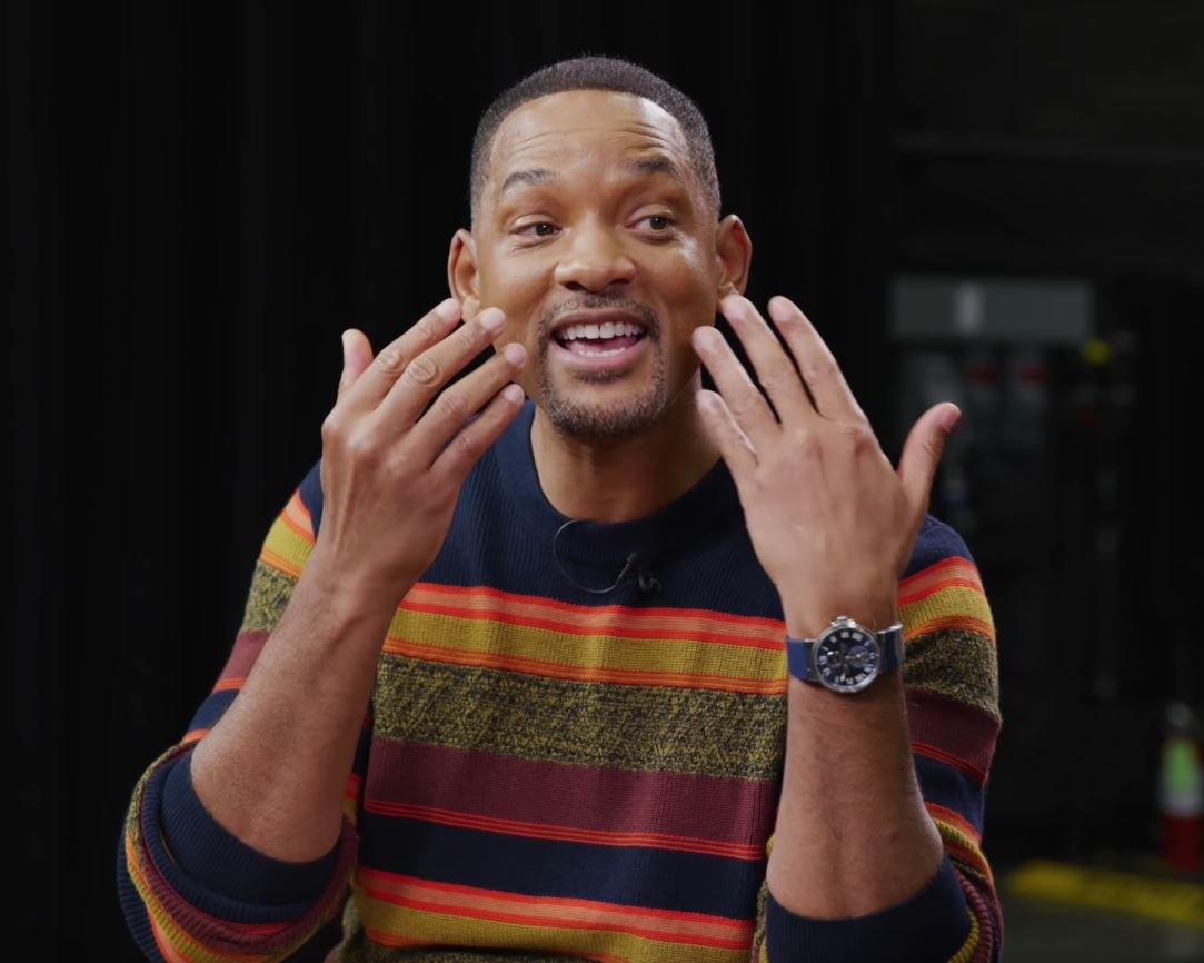 Will Smith Ulysse Nardin 2