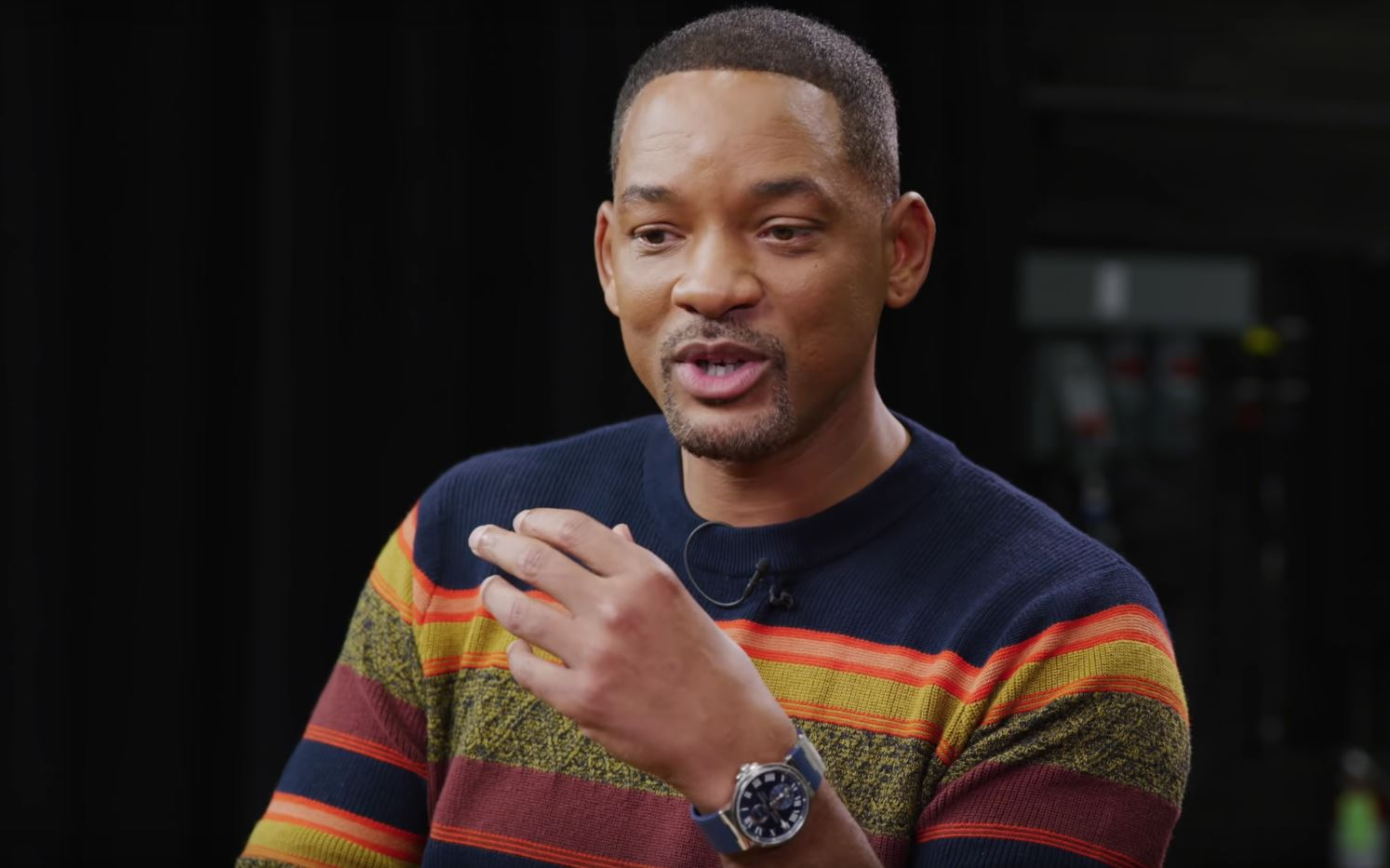 Will Smith Ulysse Nardin