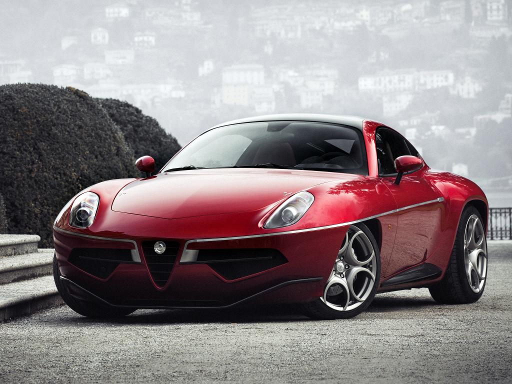 Alfa Romeo Touring Disco Volante - 2