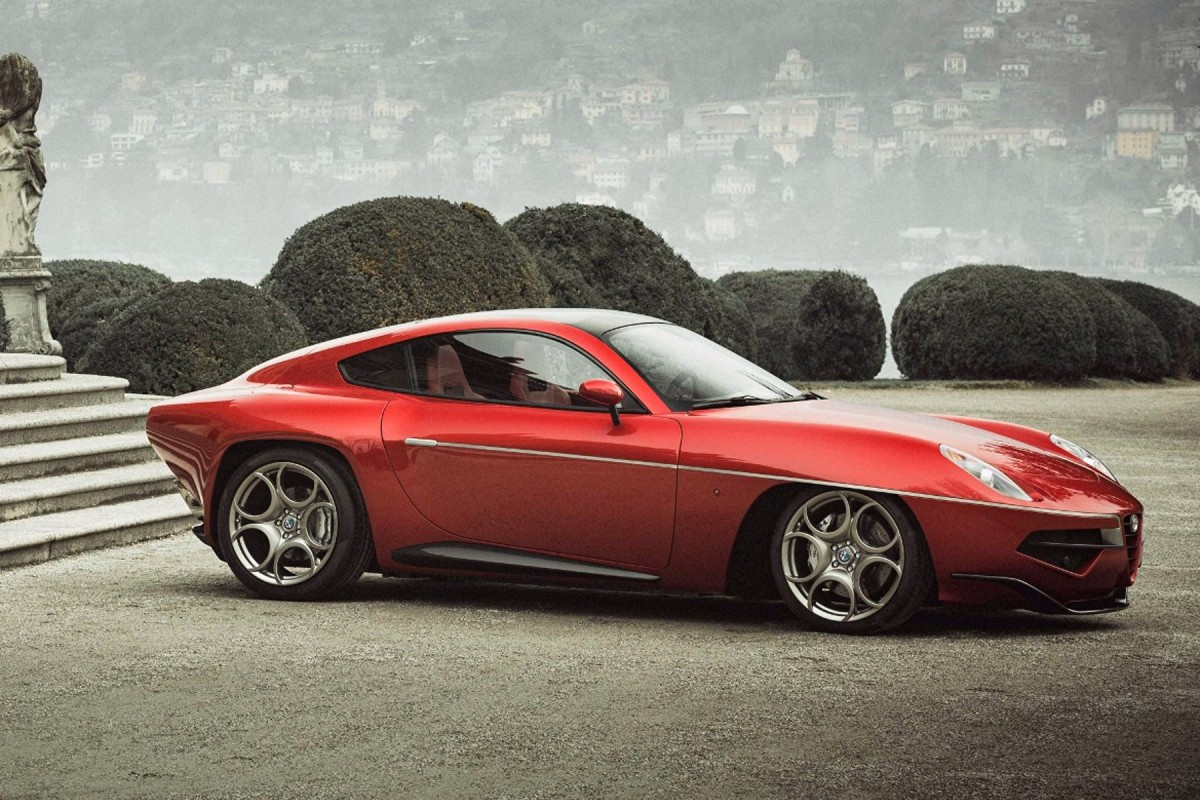 Alfa Romeo Touring Disco Volante - 3