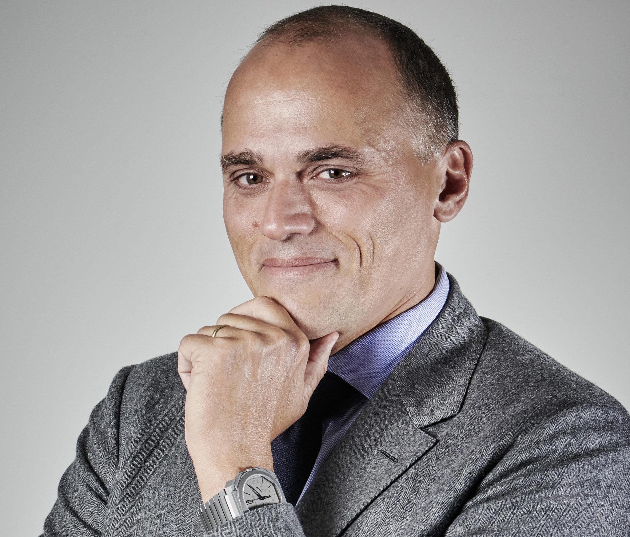 Antoine Pin Bulgari