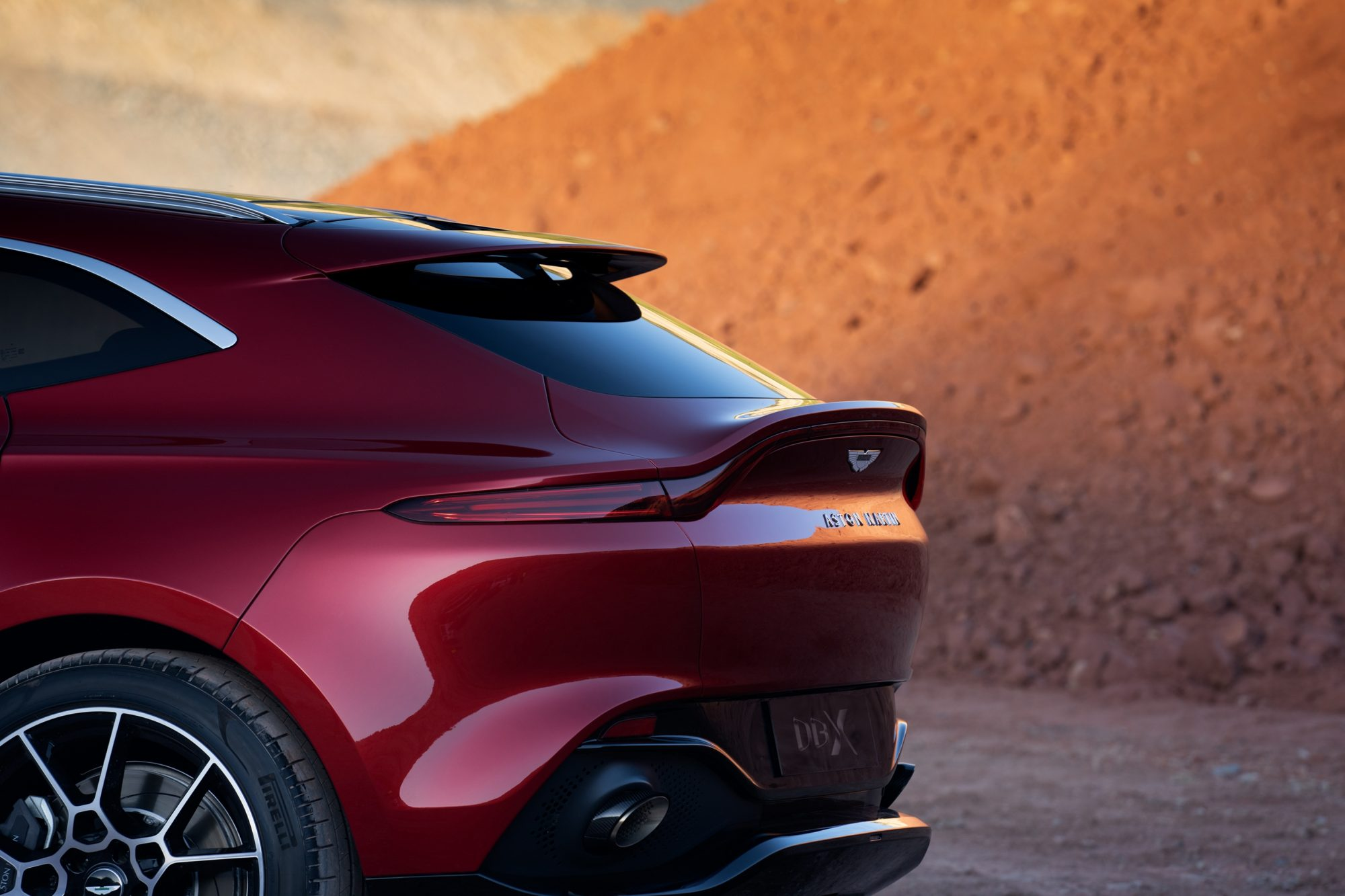 Aston Martin DBX suv - petrolhead corner - 1