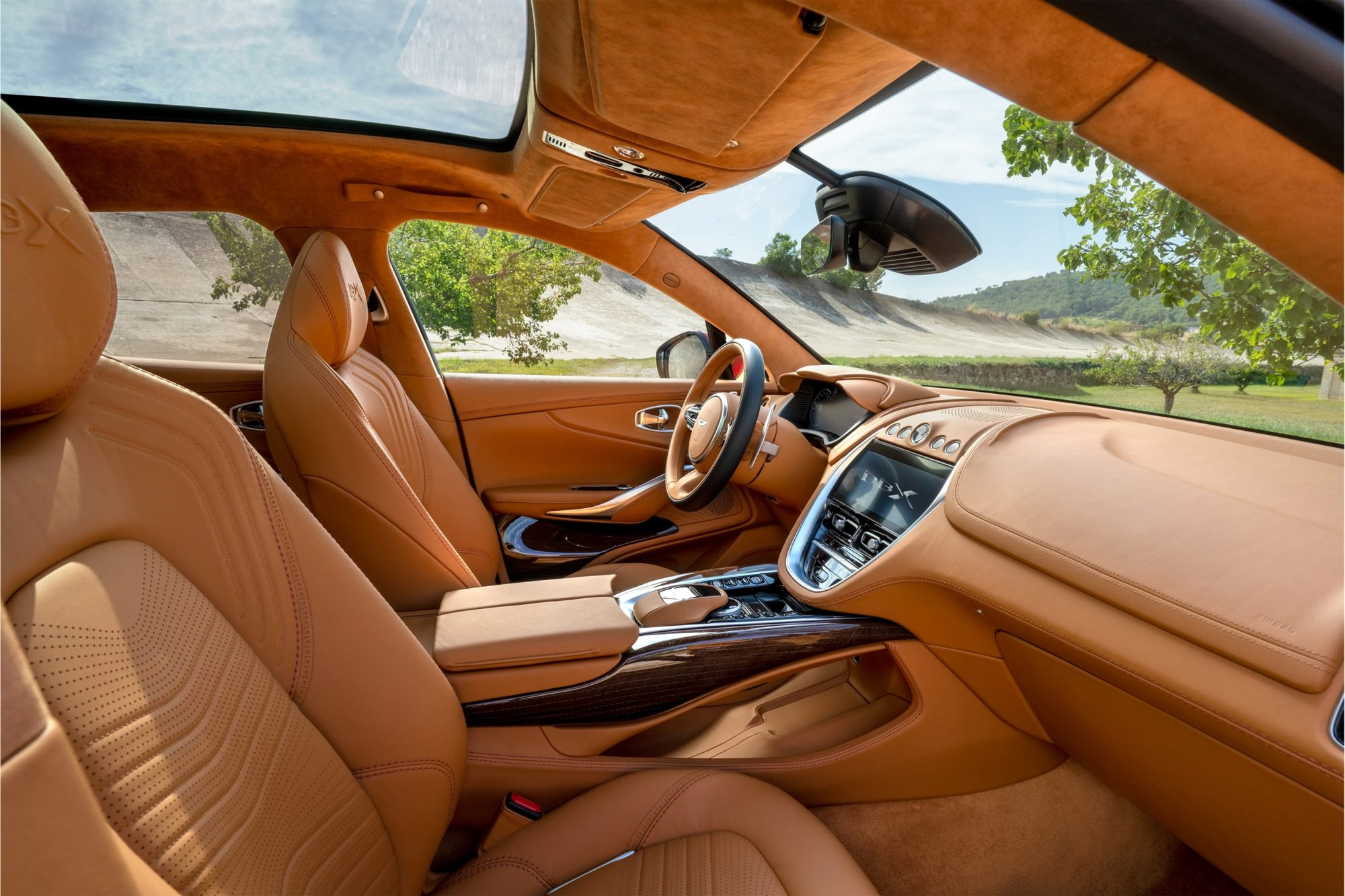 Aston Martin DBX suv - petrolhead corner - 6