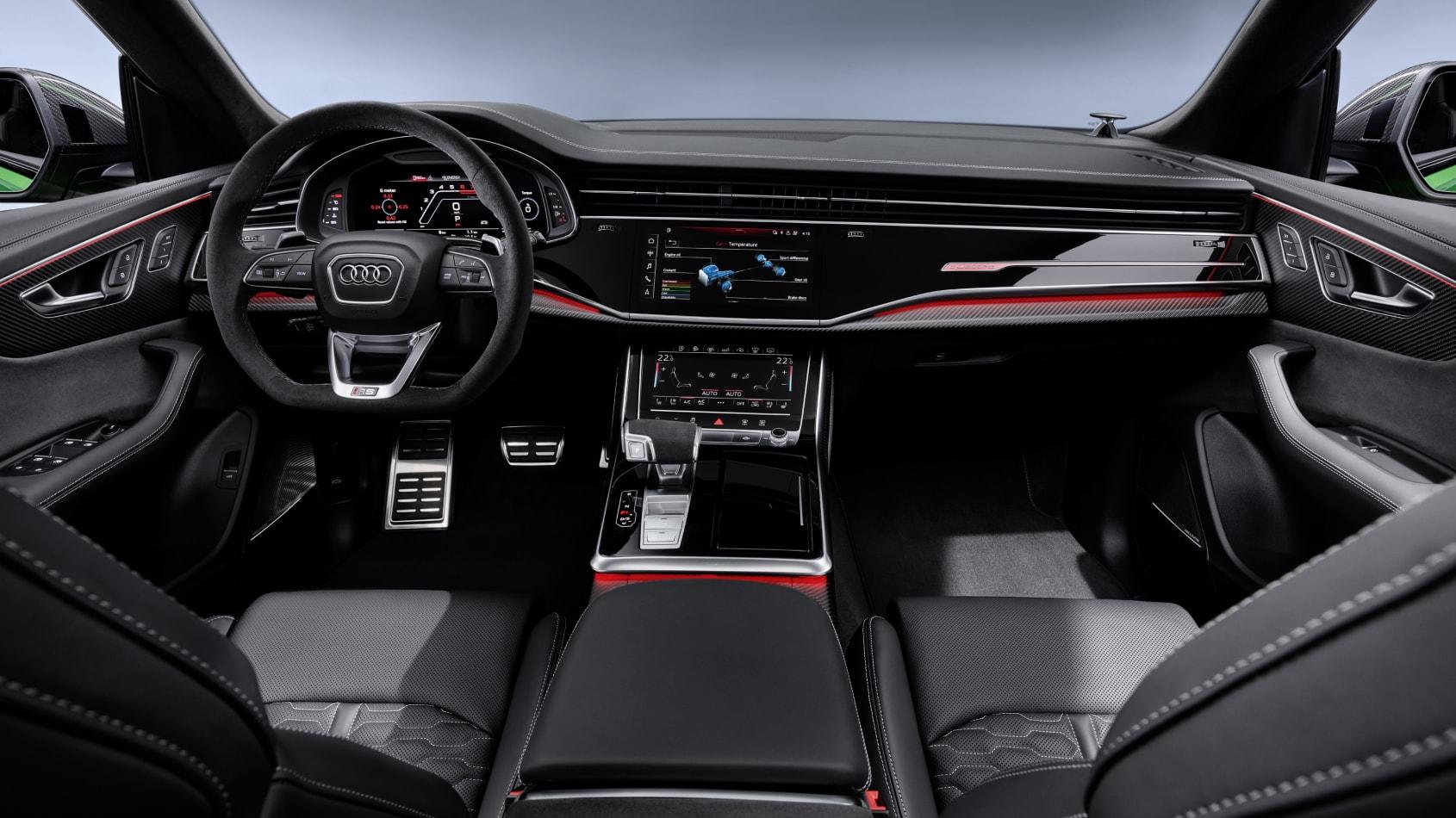 Audi RS Q8 2020 official pics-12