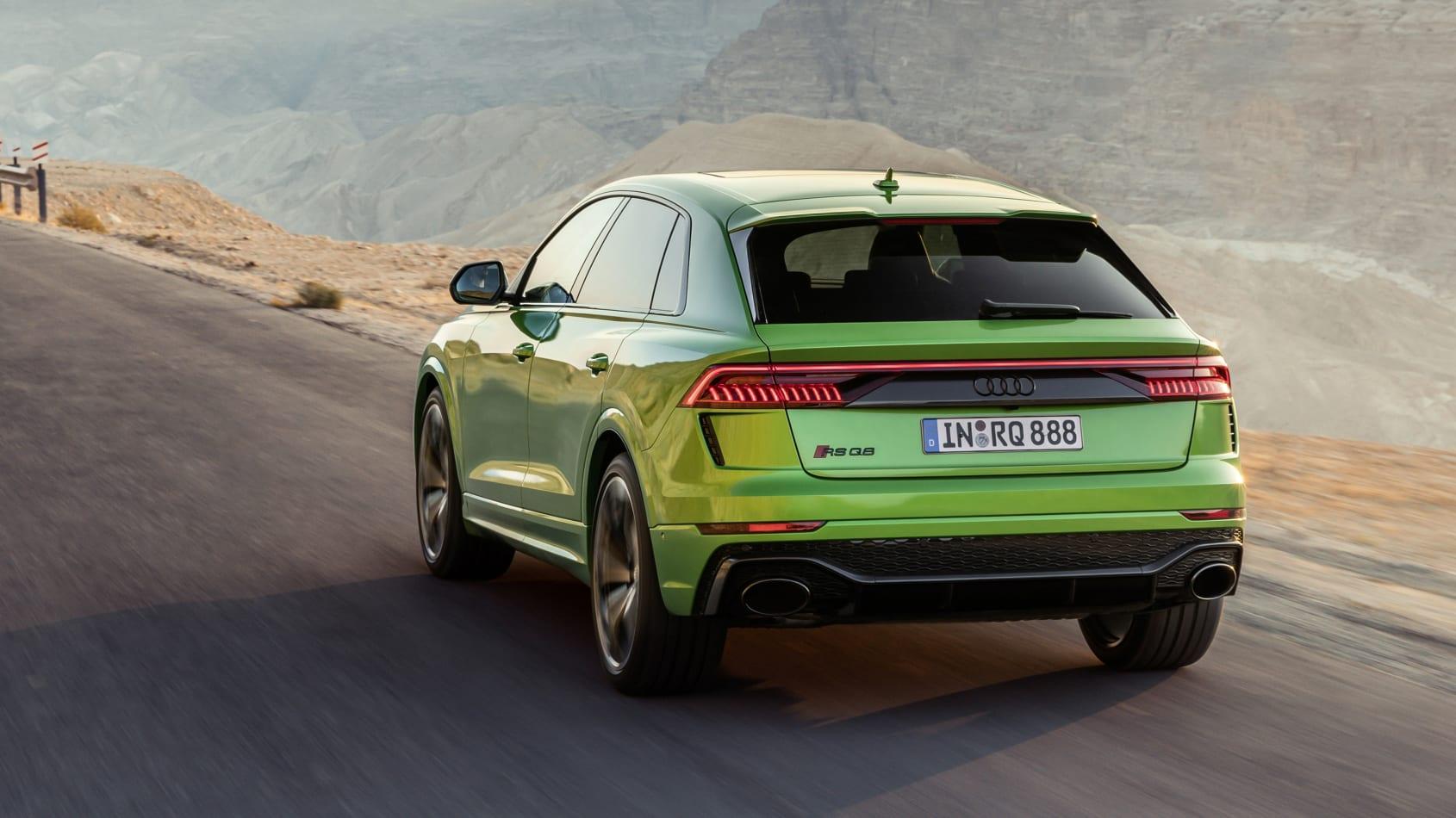 Audi RS Q8 2020 official pics-4