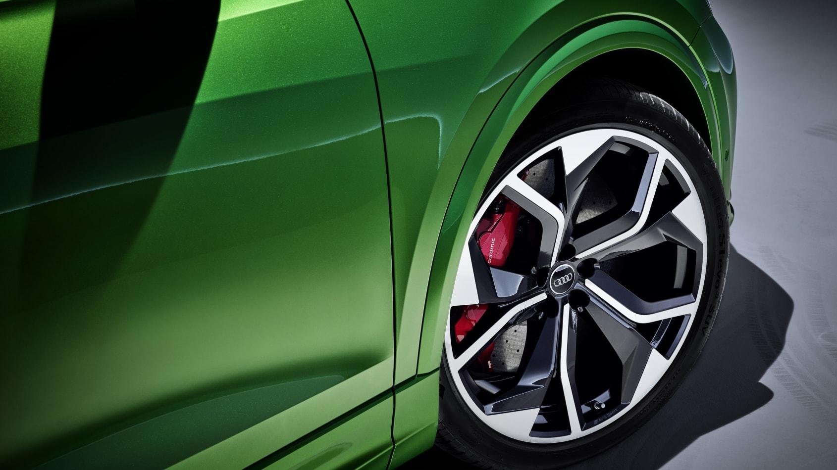 Audi RS Q8 2020 official pics-5